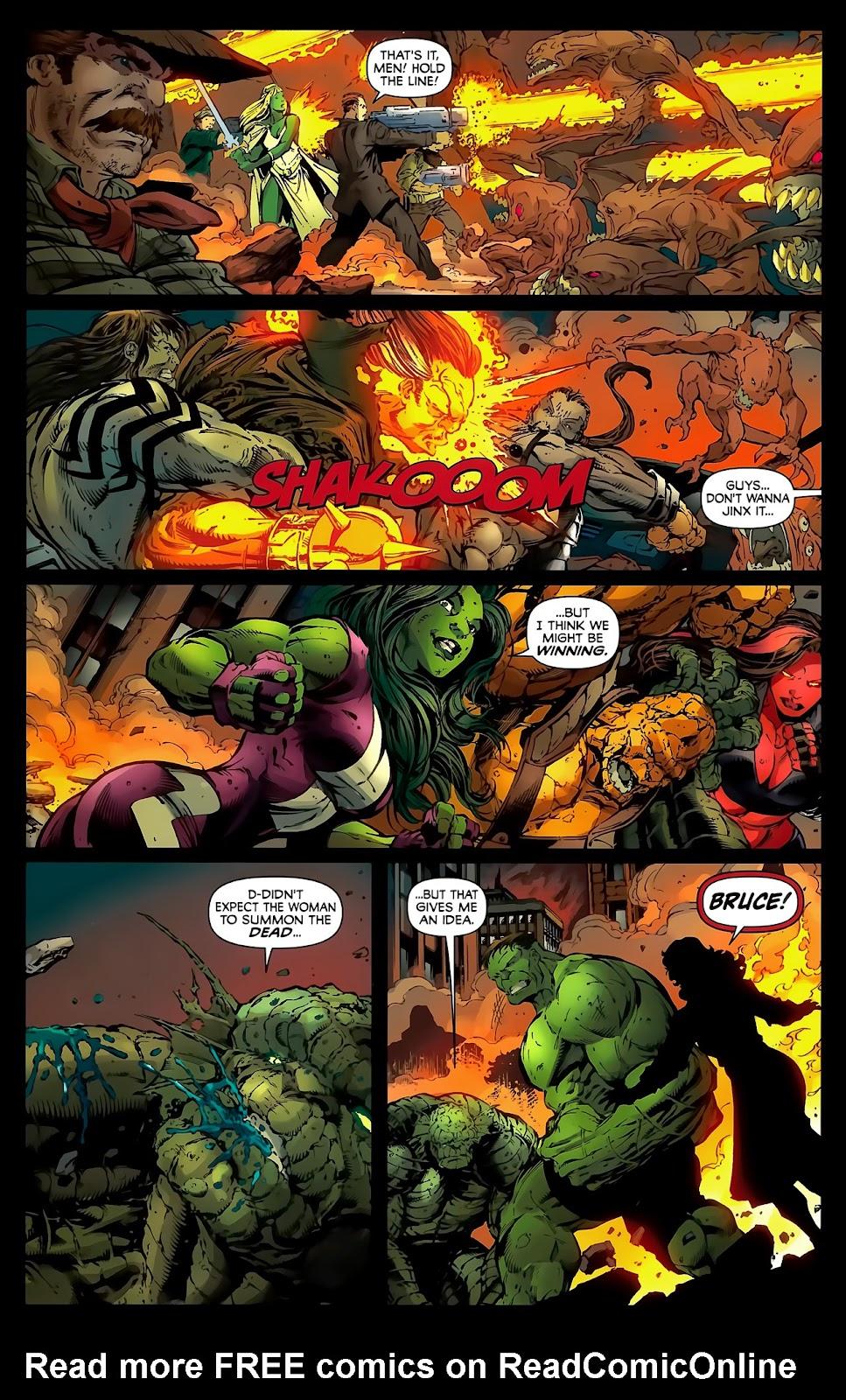 Incredible Hulks (2010) Issue #619 #9 - English 23