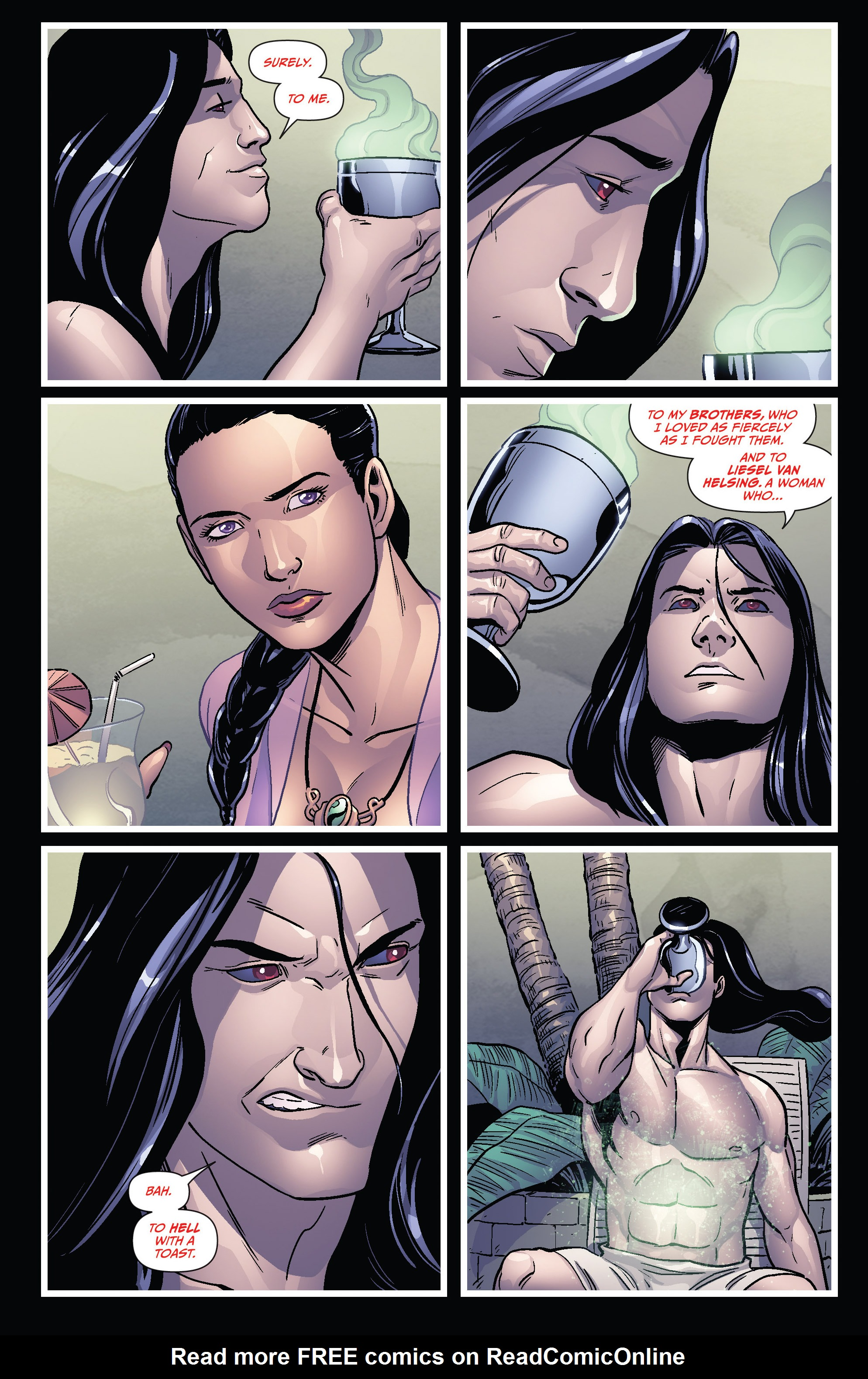 Read online Grimm Fairy Tales presents Cinderella: Age of Darkness comic -  Issue #1 - 18