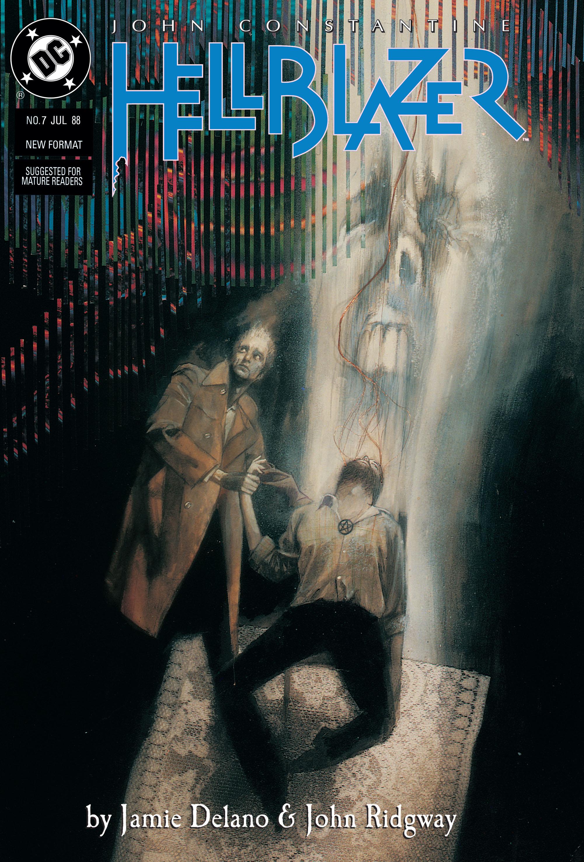Hellblazer issue 7 - Page 1