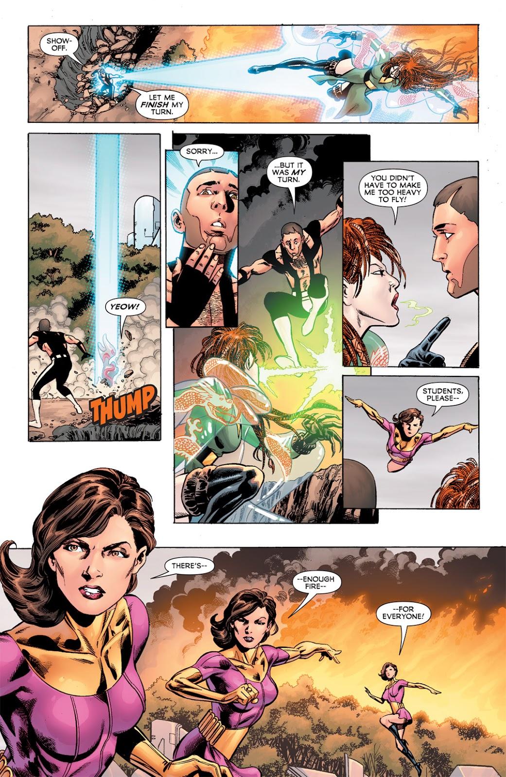 Legion of Super-Heroes (2010) Issue #6 #7 - English 24