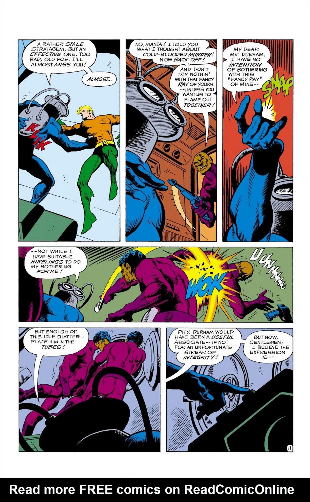 Aquaman (1962) Issue #57 #57 - English 12