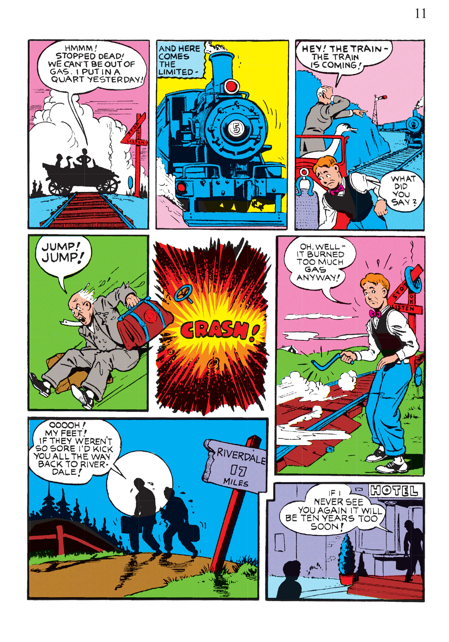 Read online The Best of Archie Comics comic -  Issue # TPB 2 (Part 1) - 13