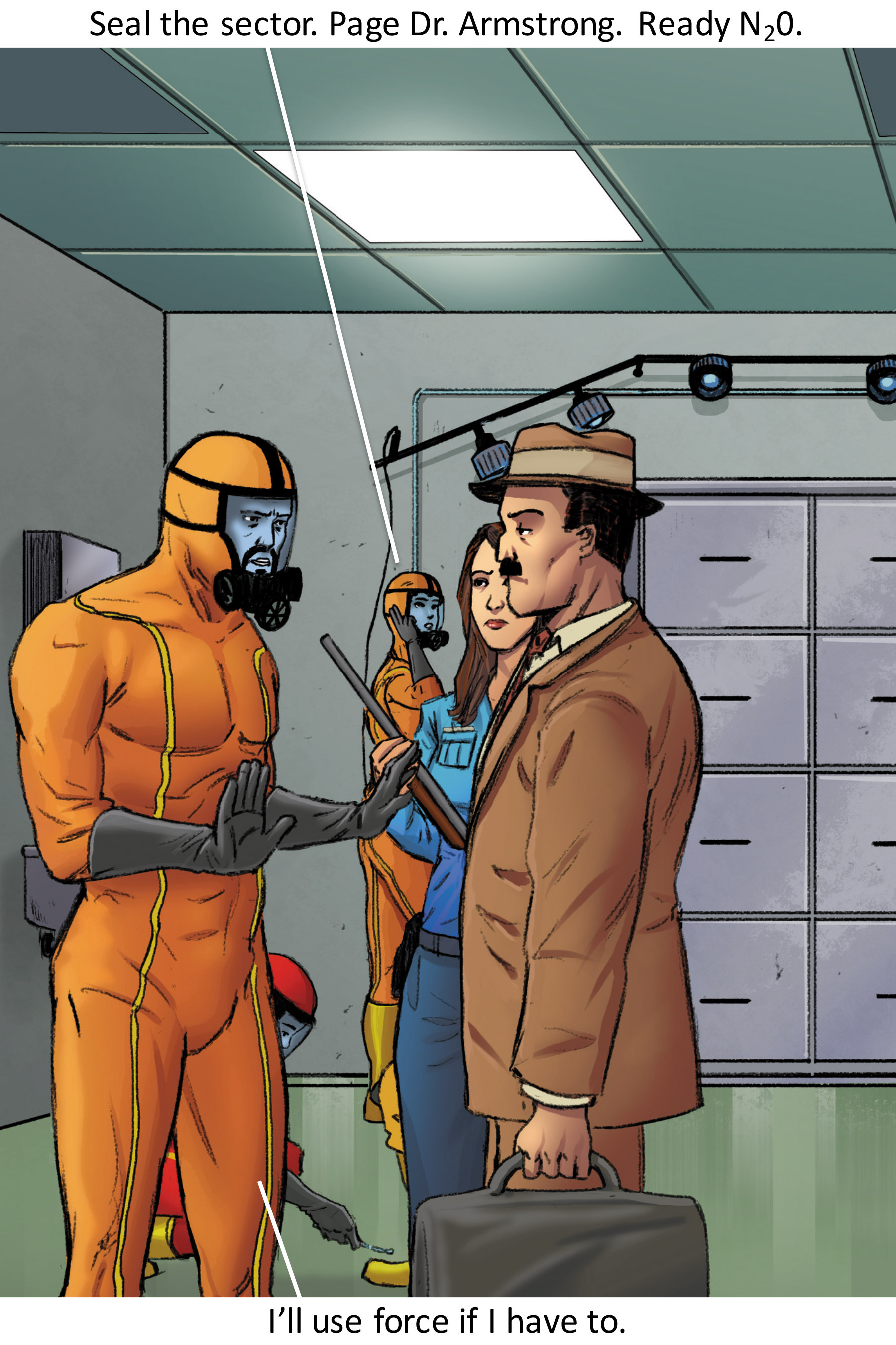 Read online Honor comic -  Issue #3 - 106