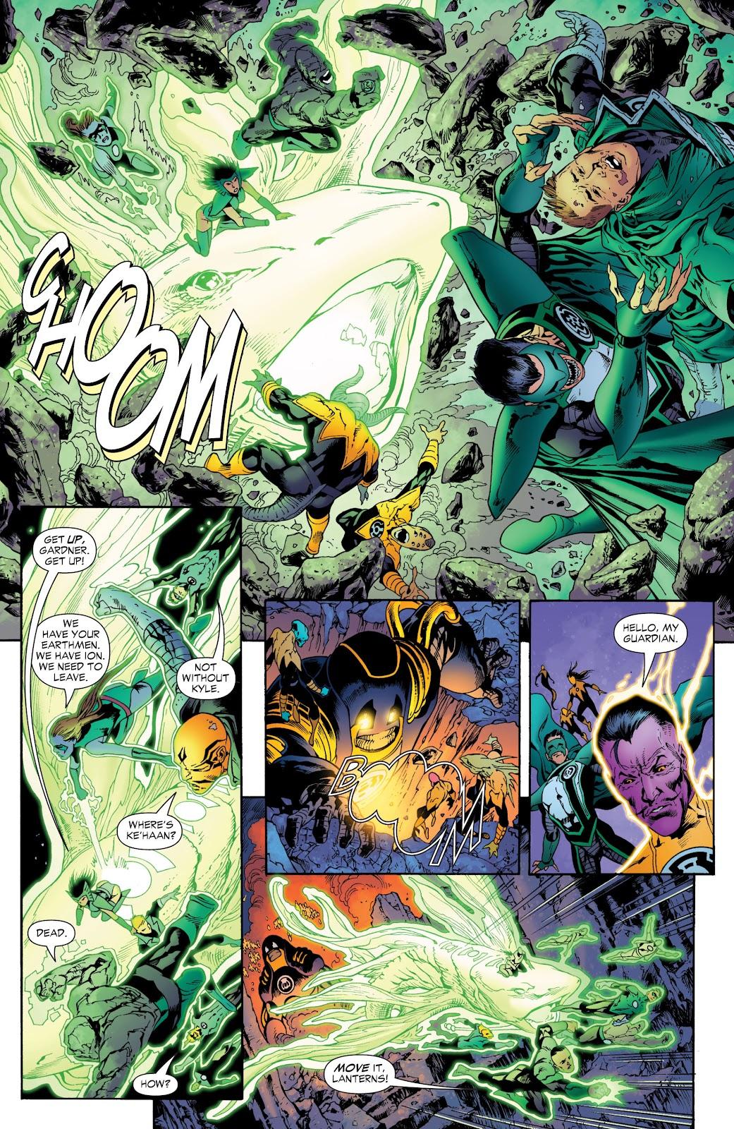 Green Lantern: The Sinestro Corps War Full #1 - English 151