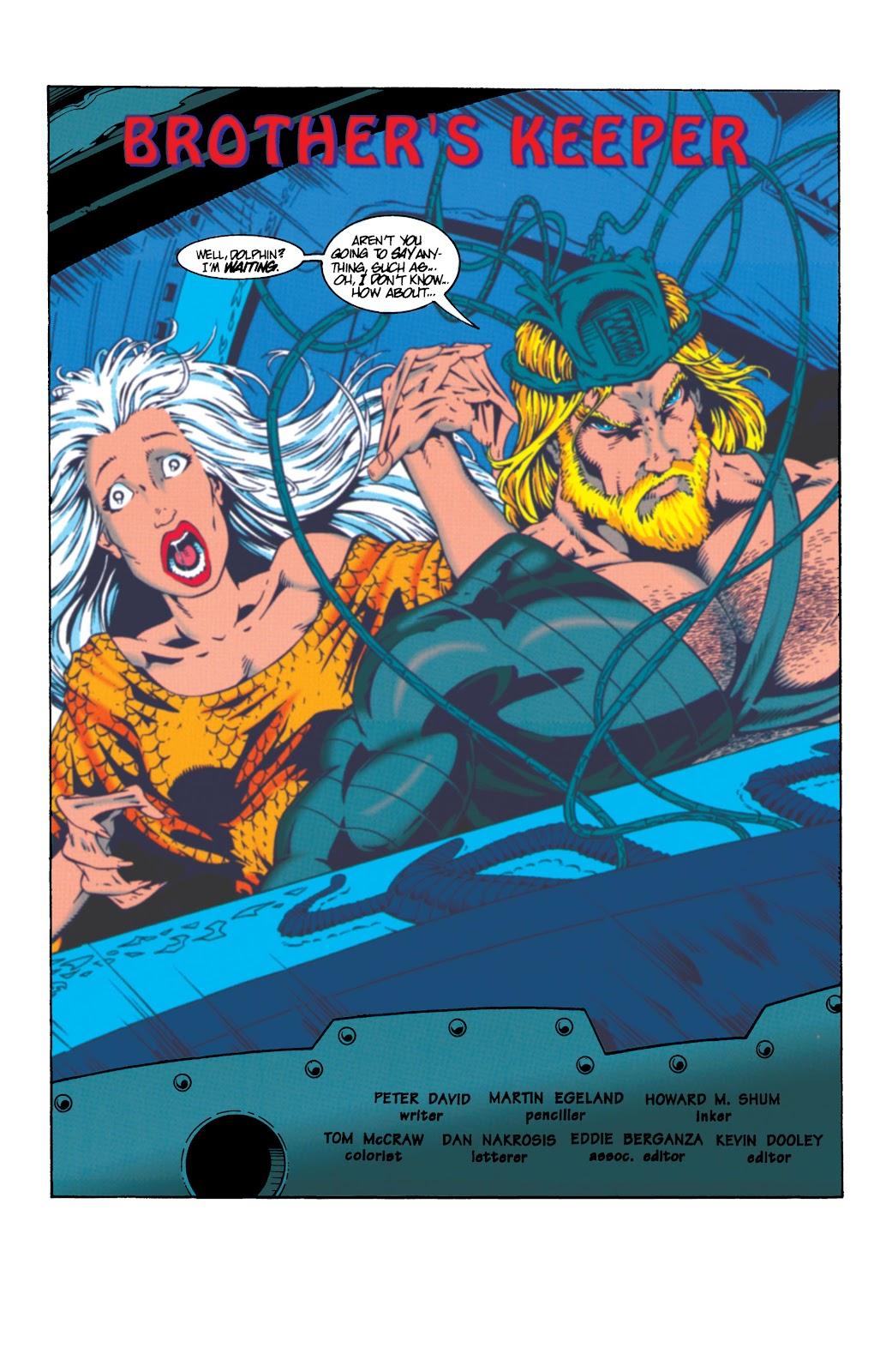 Aquaman (1994) Issue #19 #25 - English 4
