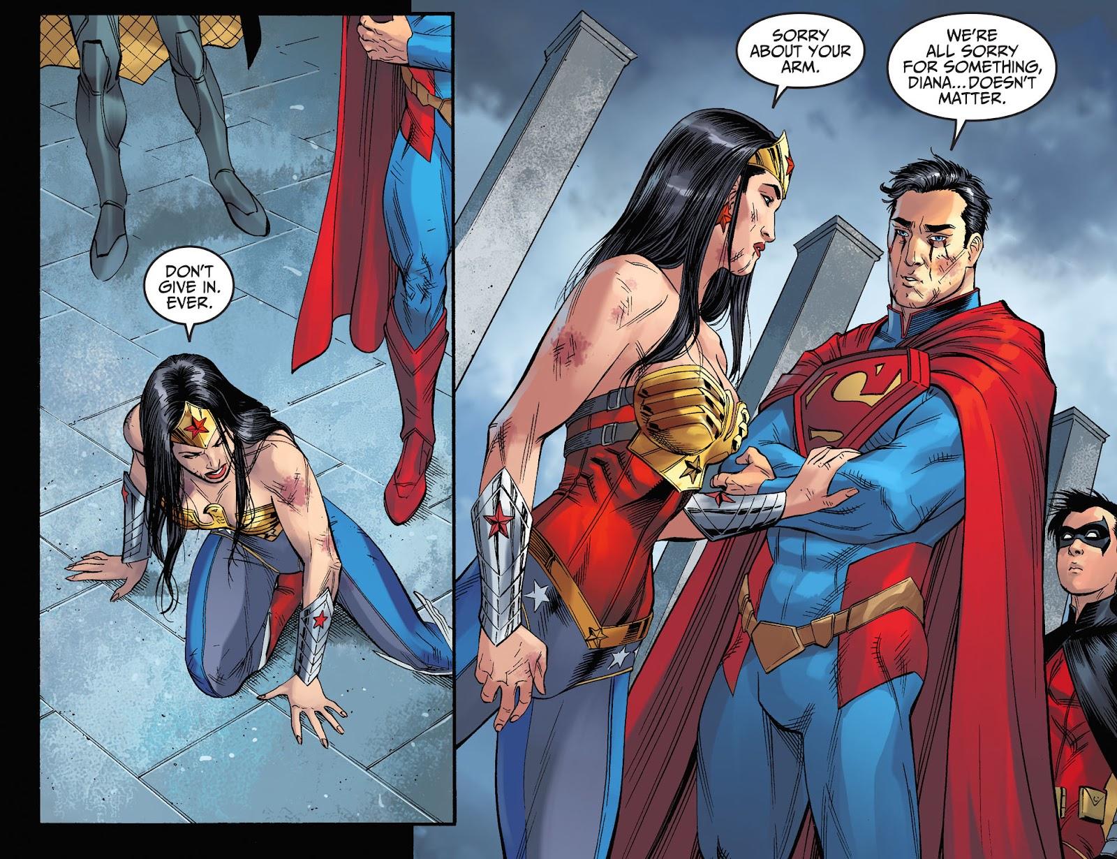Injustice: Gods Among Us Year Four Issue #11 #12 - English 19