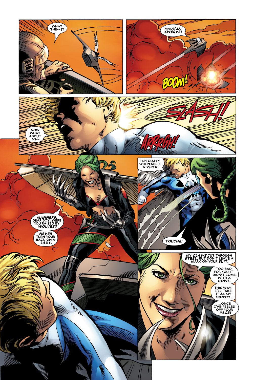 Excalibur (2004) Issue #12 #12 - English 12