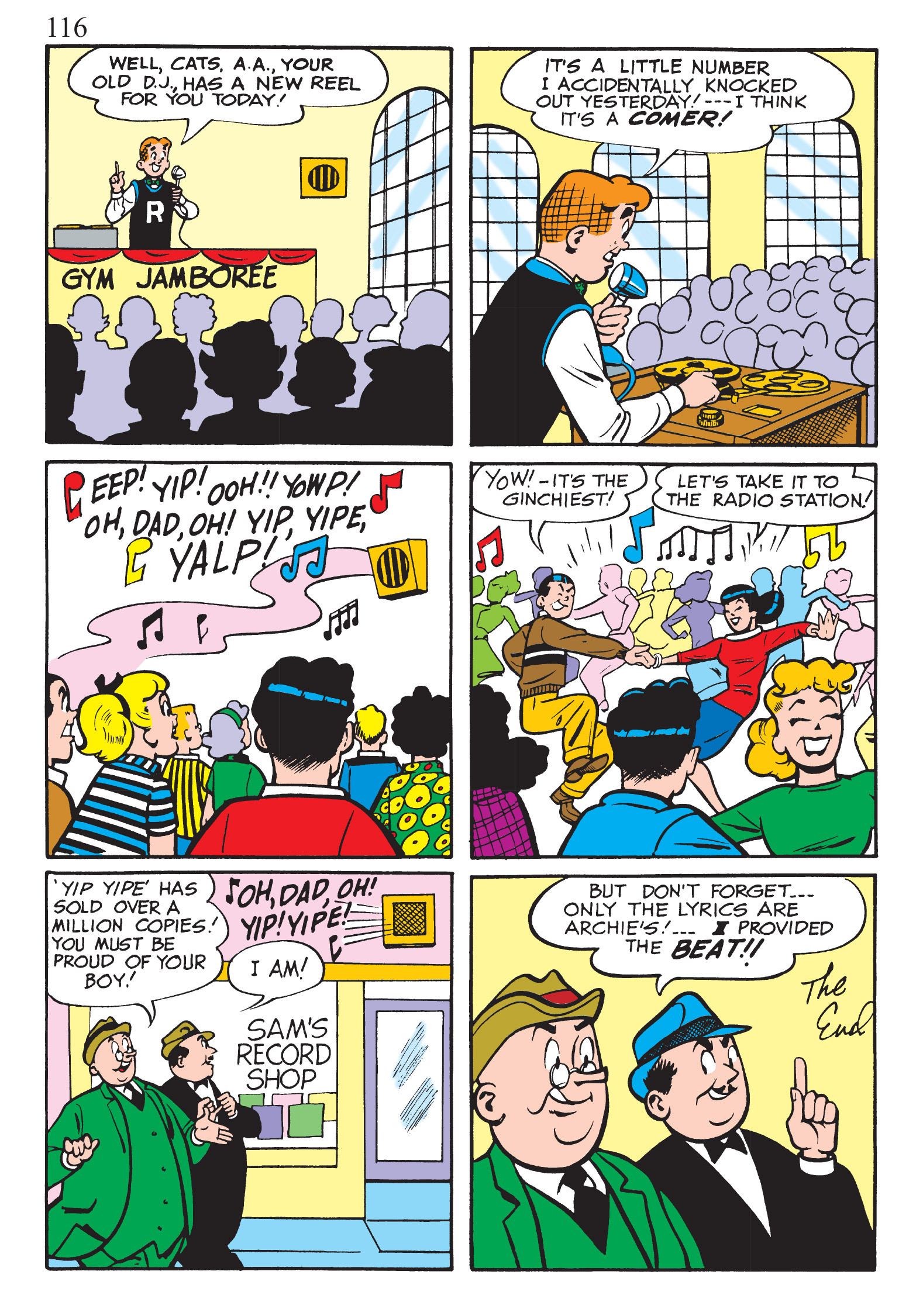 Read online The Best of Archie Comics comic -  Issue # TPB 1 (Part 1) - 113