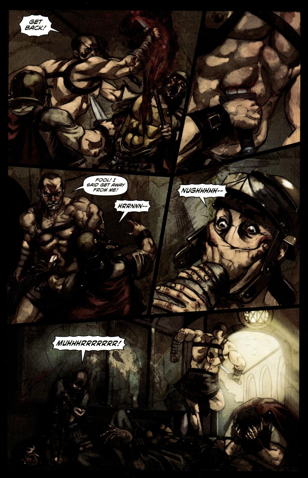 Caligula: Heart of Rome Issue #4 #4 - English 12