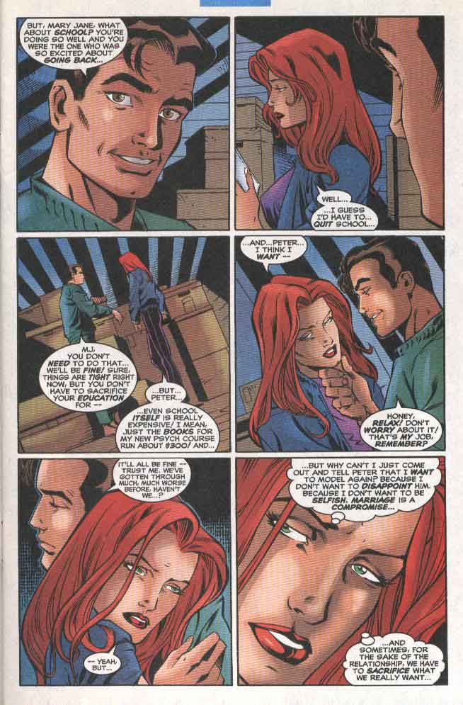 Read online The Sensational Spider-Man (1996) comic -  Issue #33 - 7
