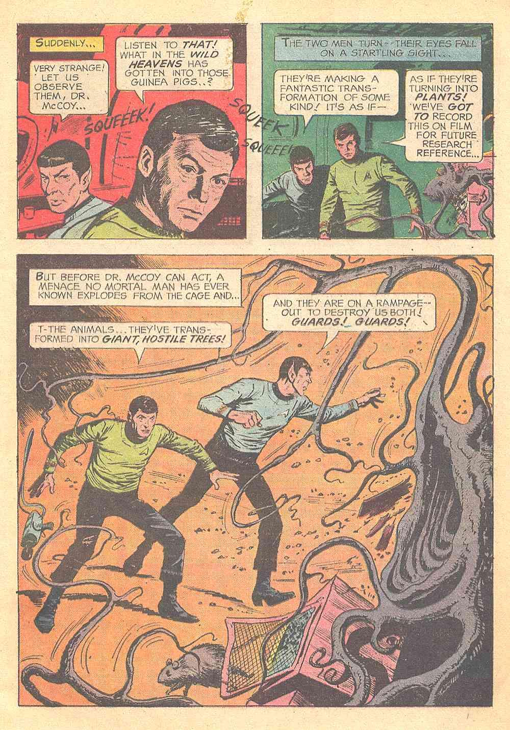 Star Trek (1967) Issue #1 #1 - English 5