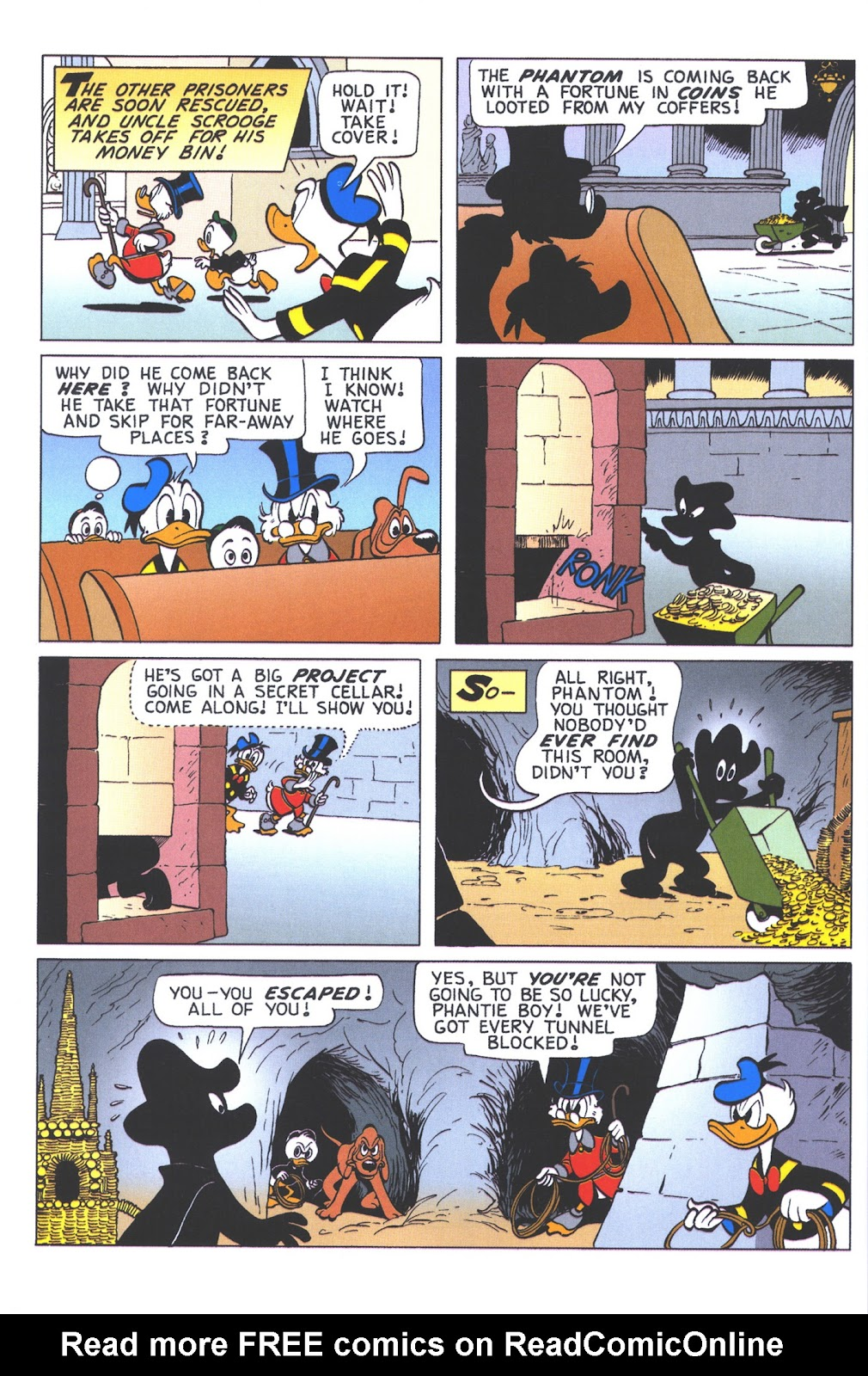 Uncle Scrooge (1953) Issue #379 #379 - English 24