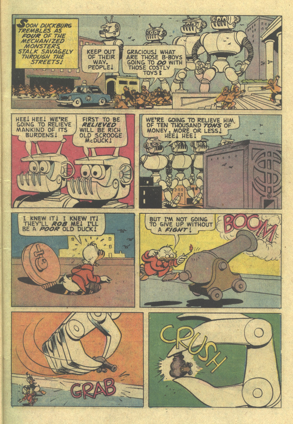 Uncle Scrooge (1953) Issue #115 #115 - English 11