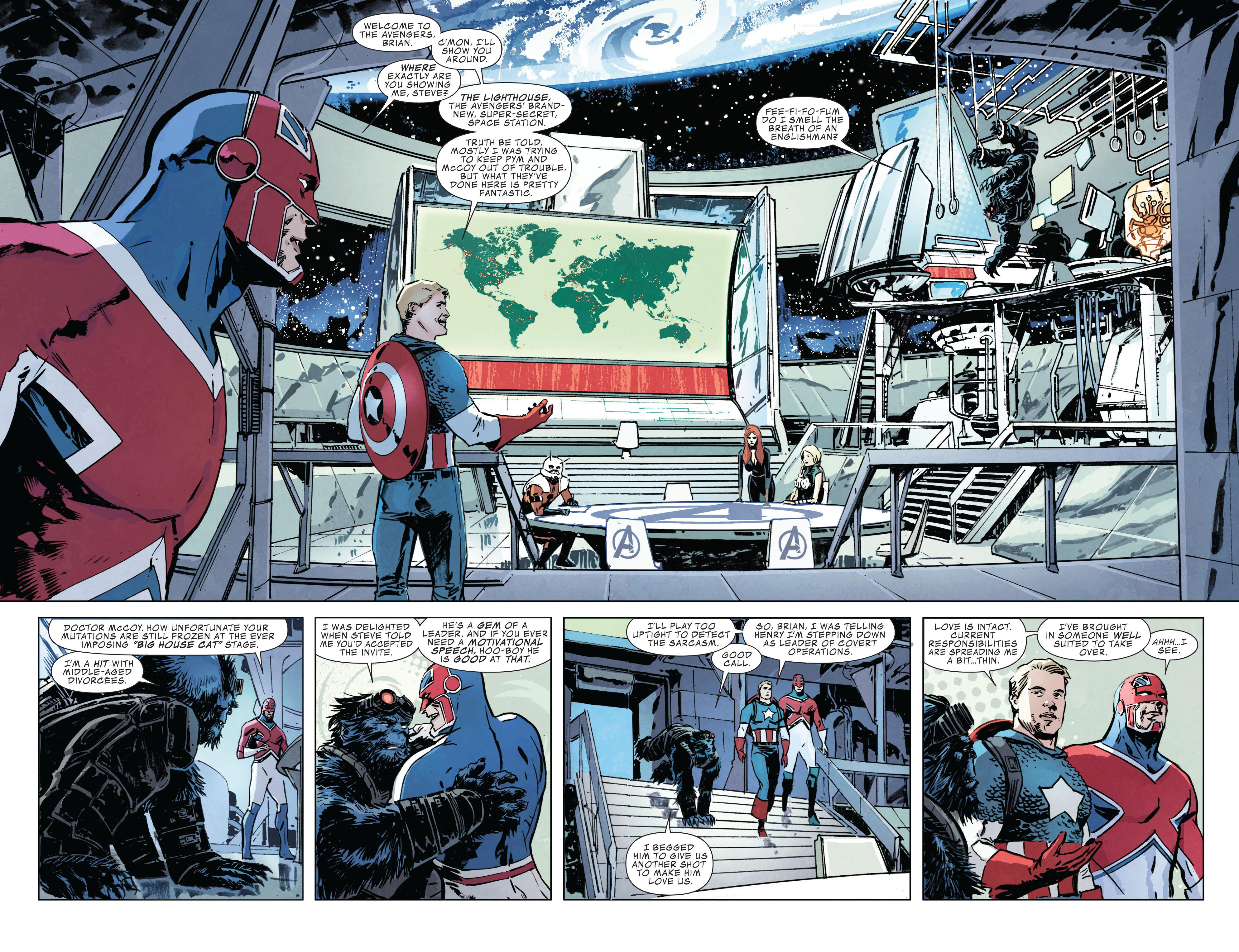 Read online Secret Avengers (2010) comic -  Issue #22 - 10