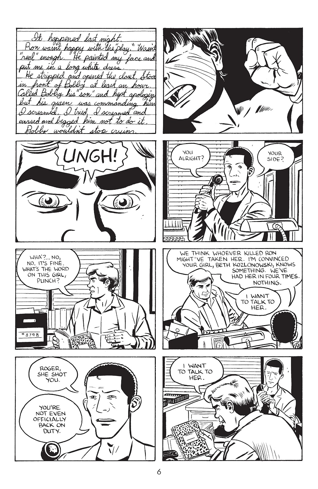 Stray Bullets Issue #29 #29 - English 8
