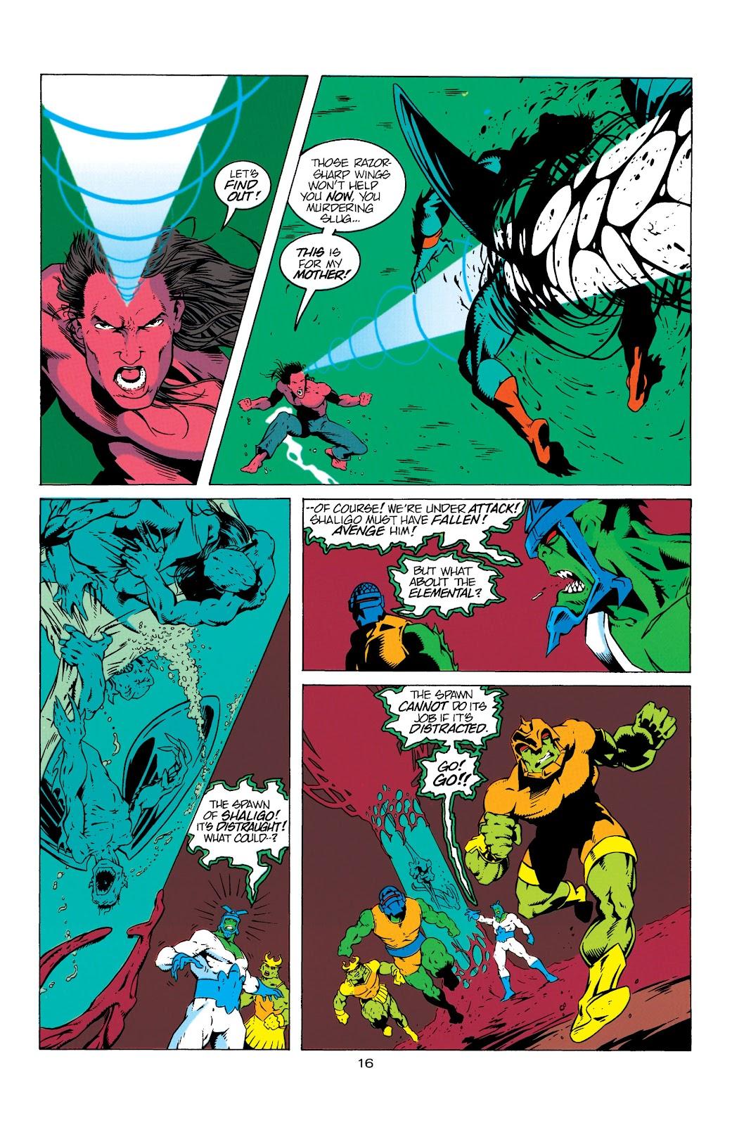 Aquaman (1994) Issue #7 #13 - English 17