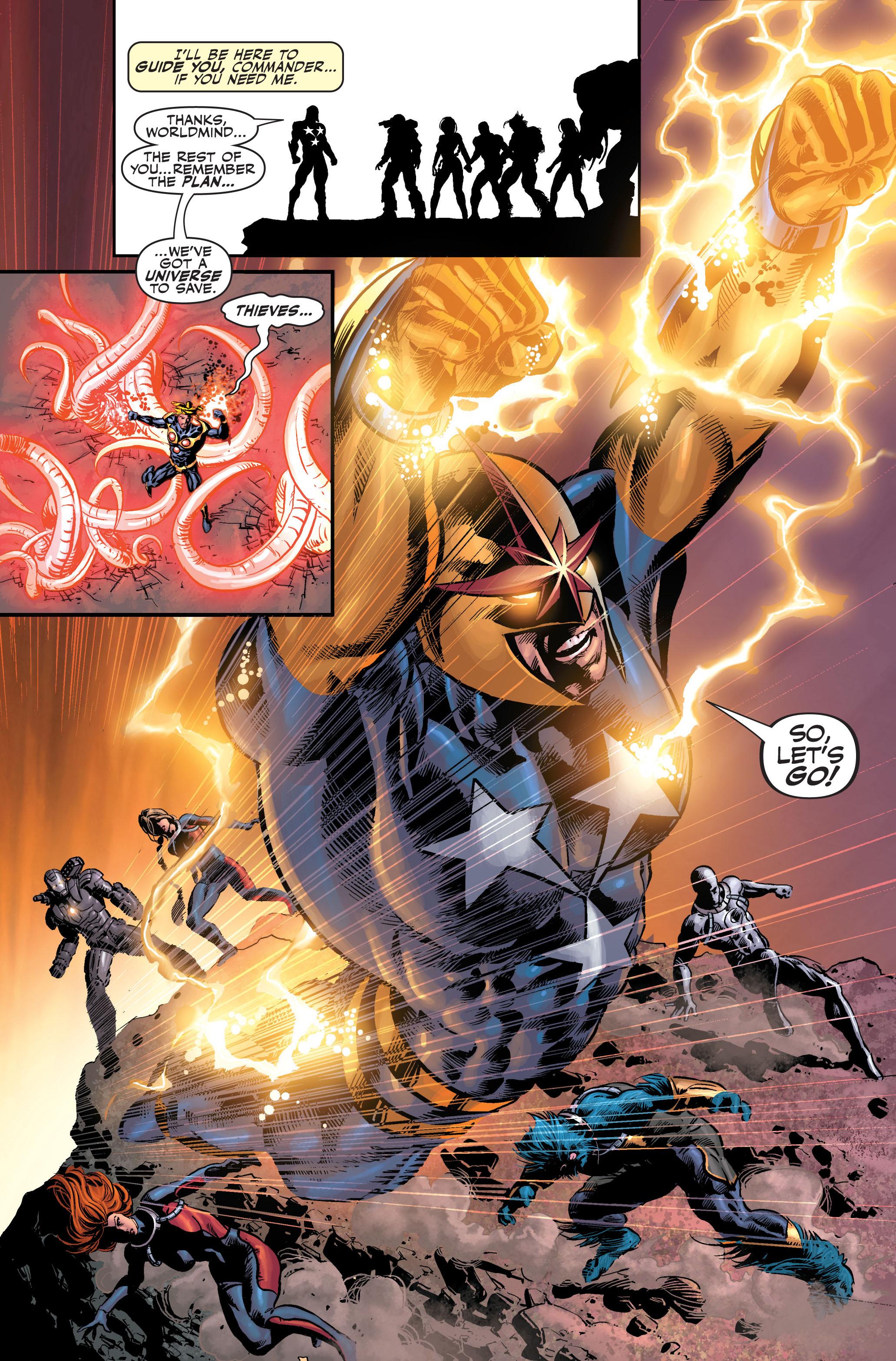 Read online Secret Avengers (2010) comic -  Issue #4 - 9