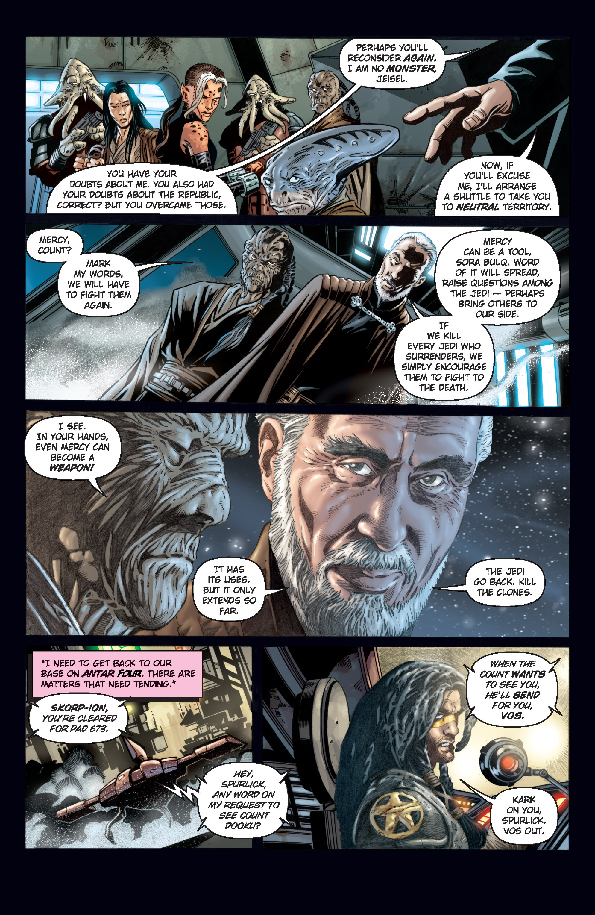 Star Wars Legends Epic Collection: The Clone Wars chap 2 pic 99