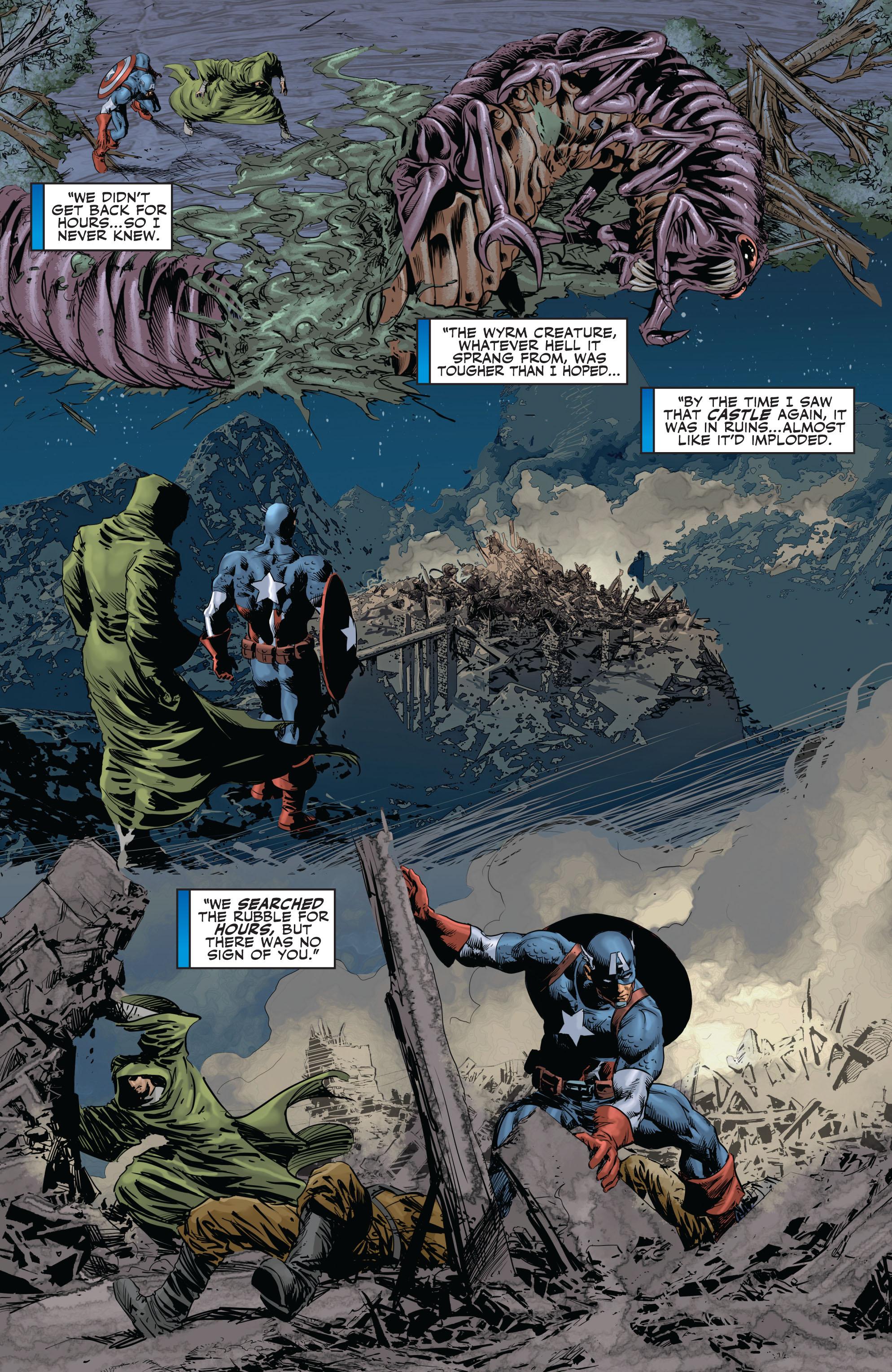 Read online Secret Avengers (2010) comic -  Issue #12 - 21