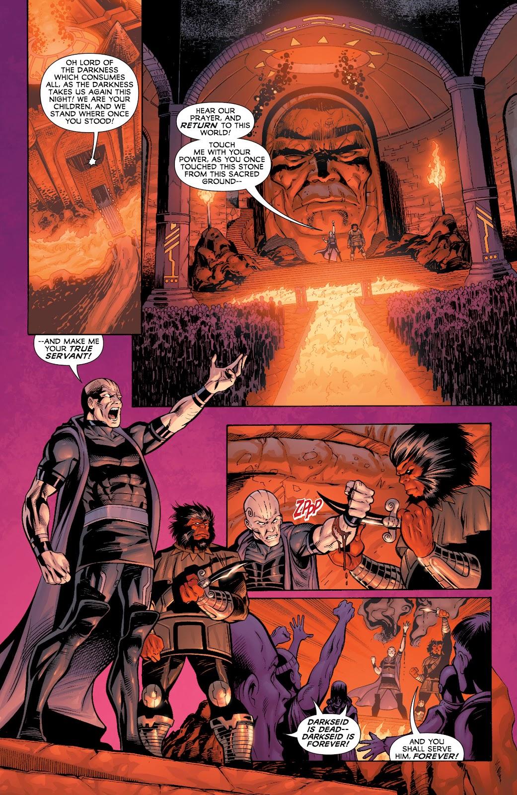 Legion of Super-Heroes (2010) Issue #4 #5 - English 5