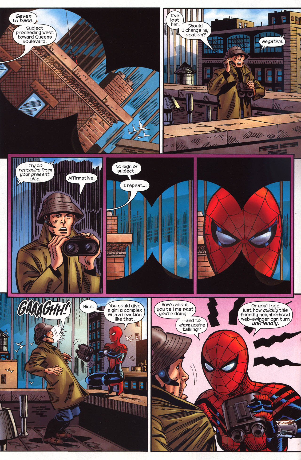 Amazing Spider-Girl #19 #12 - English 19