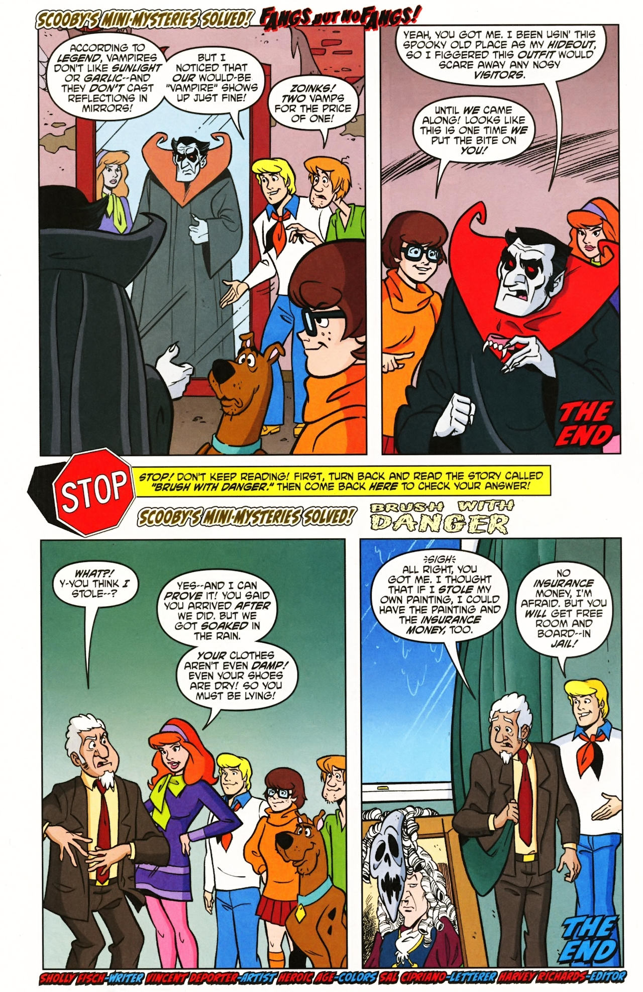 Read online Scooby-Doo (1997) comic -  Issue #144 - 21