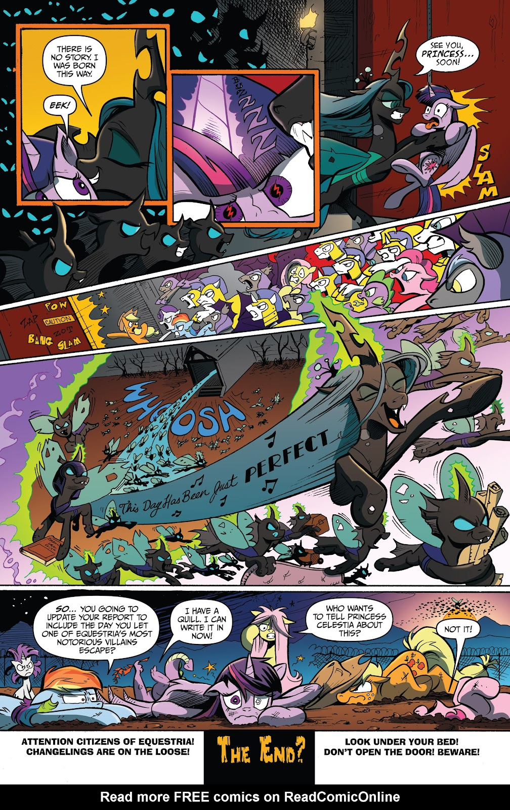 My Little Pony: Fiendship is Magic Issue #5 #5 - English 24