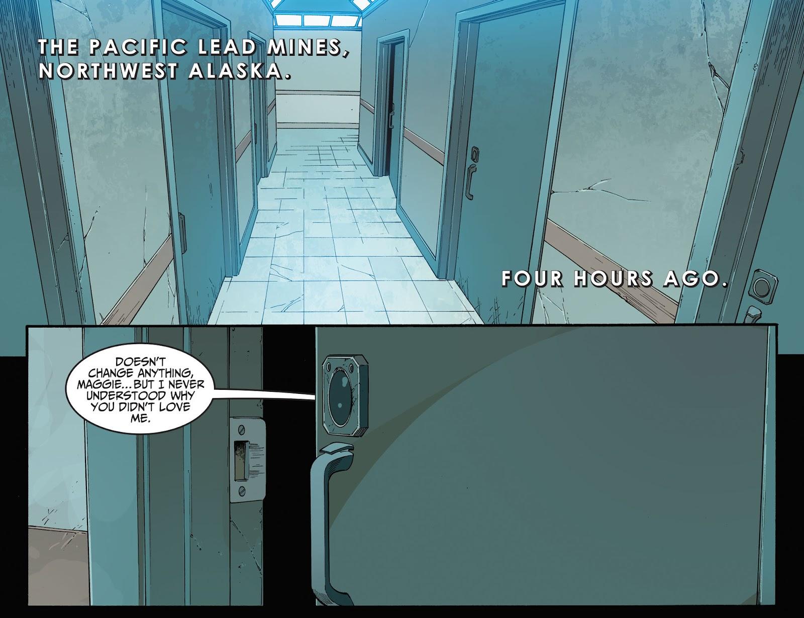 Injustice: Gods Among Us Year Four Issue #3 #4 - English 3