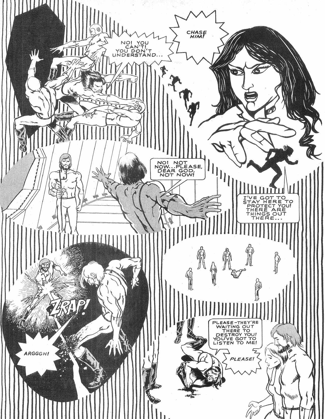 Read online Star*Reach comic -  Issue #18 - 33