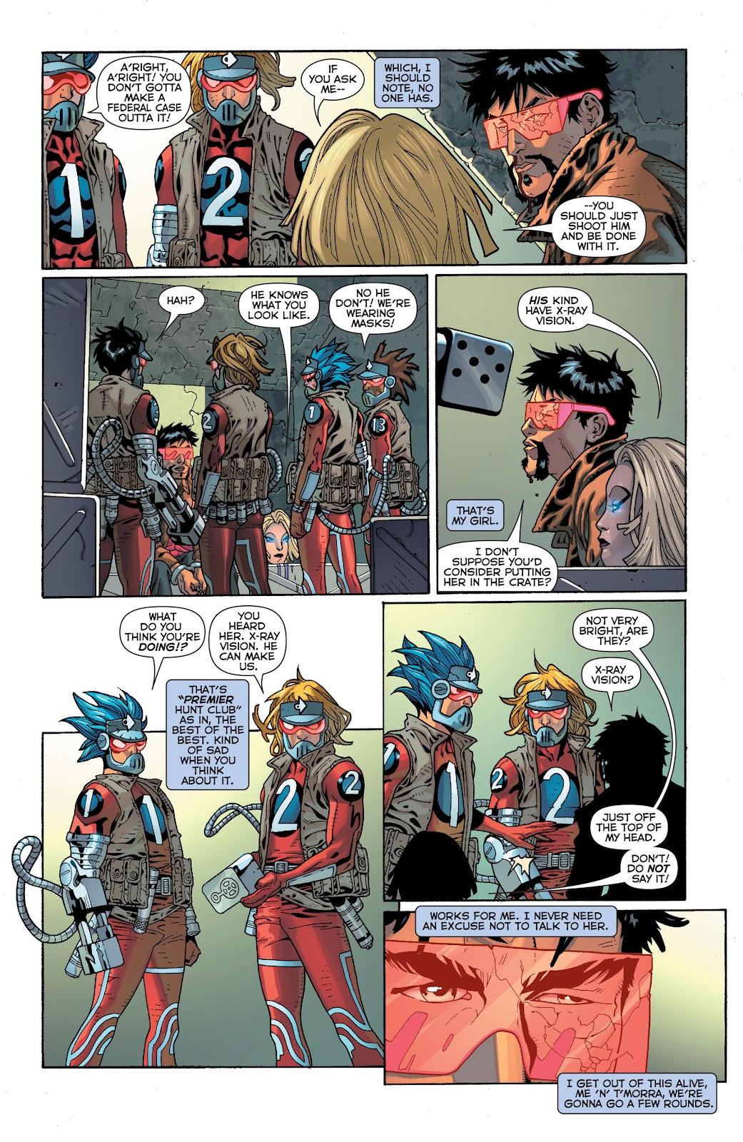Threshold (2013) Issue #6 #6 - English 23