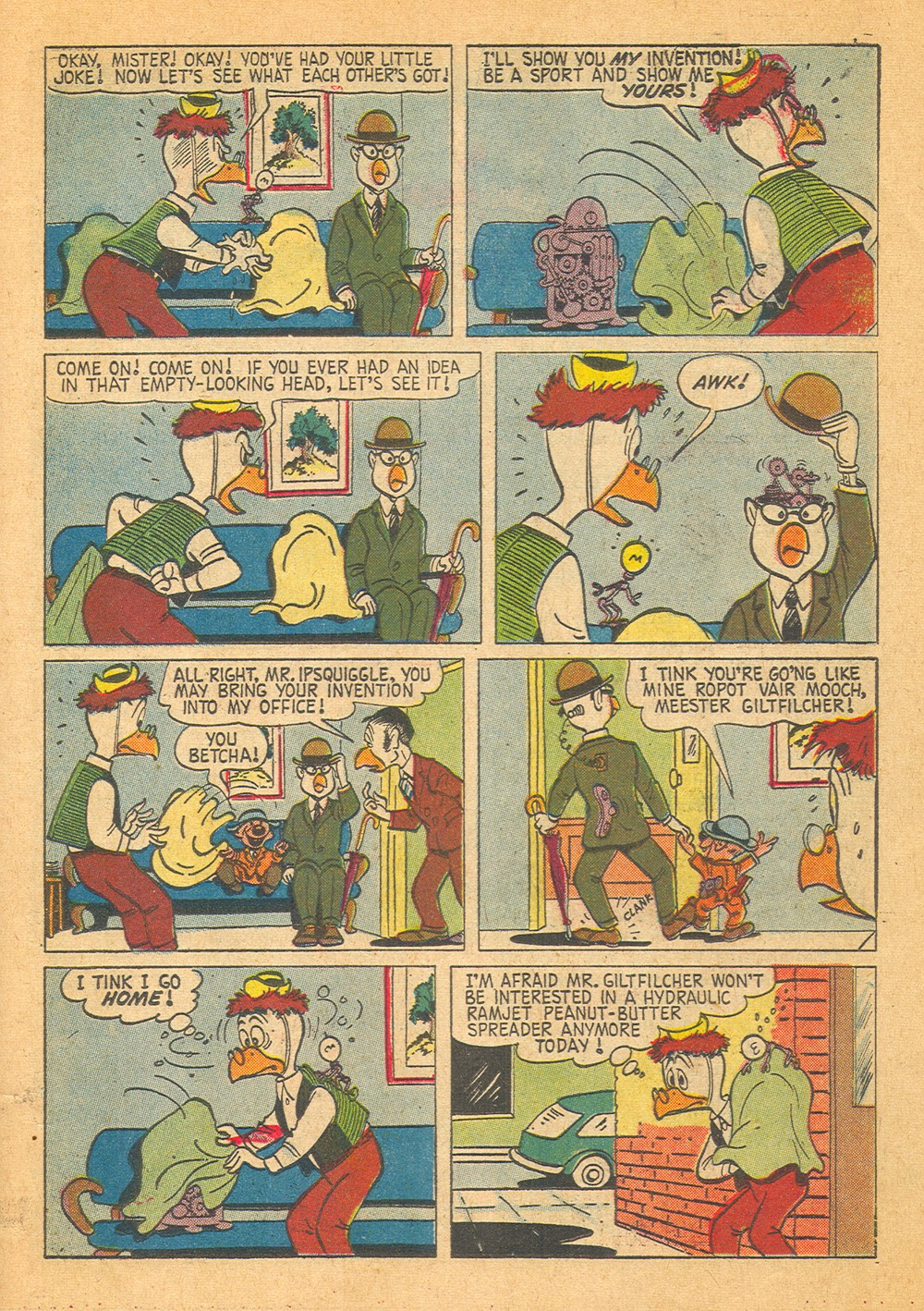 Uncle Scrooge (1953) Issue #34 #34 - English 23