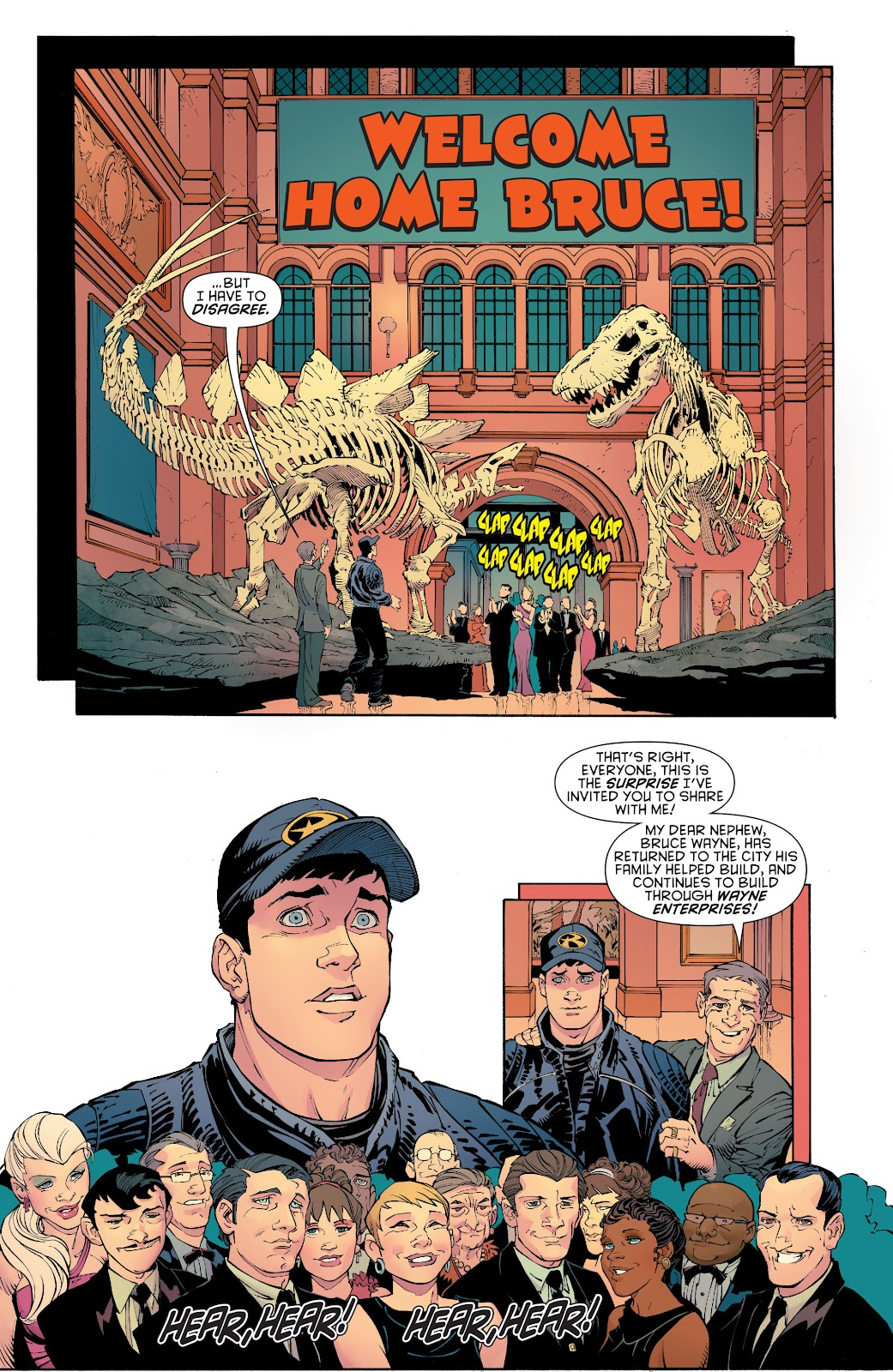 Batman (2011) Issue #22 #37 - English 17