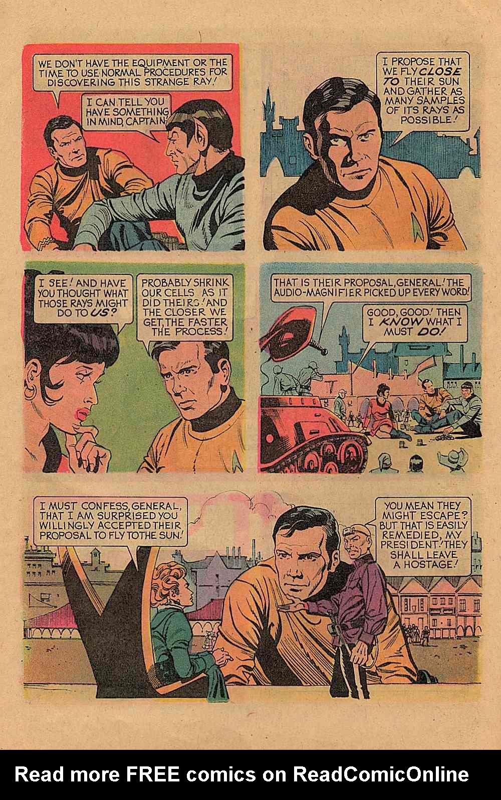 Star Trek (1967) Issue #25 #25 - English 13