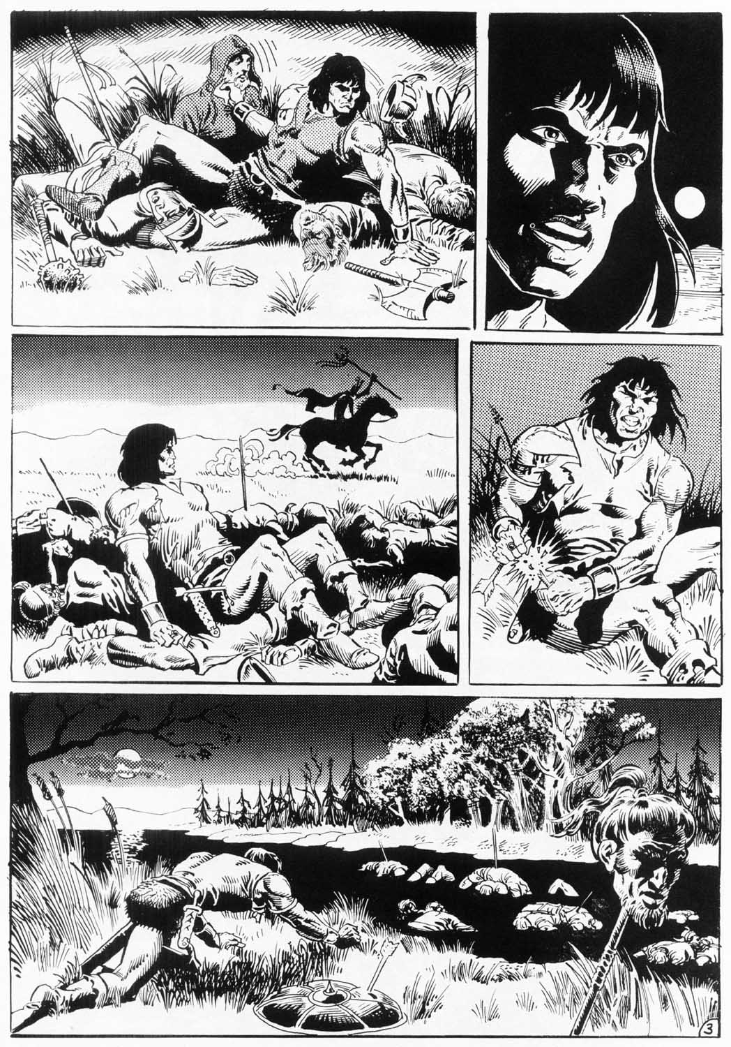 The Savage Sword Of Conan Issue #154 #155 - English 53