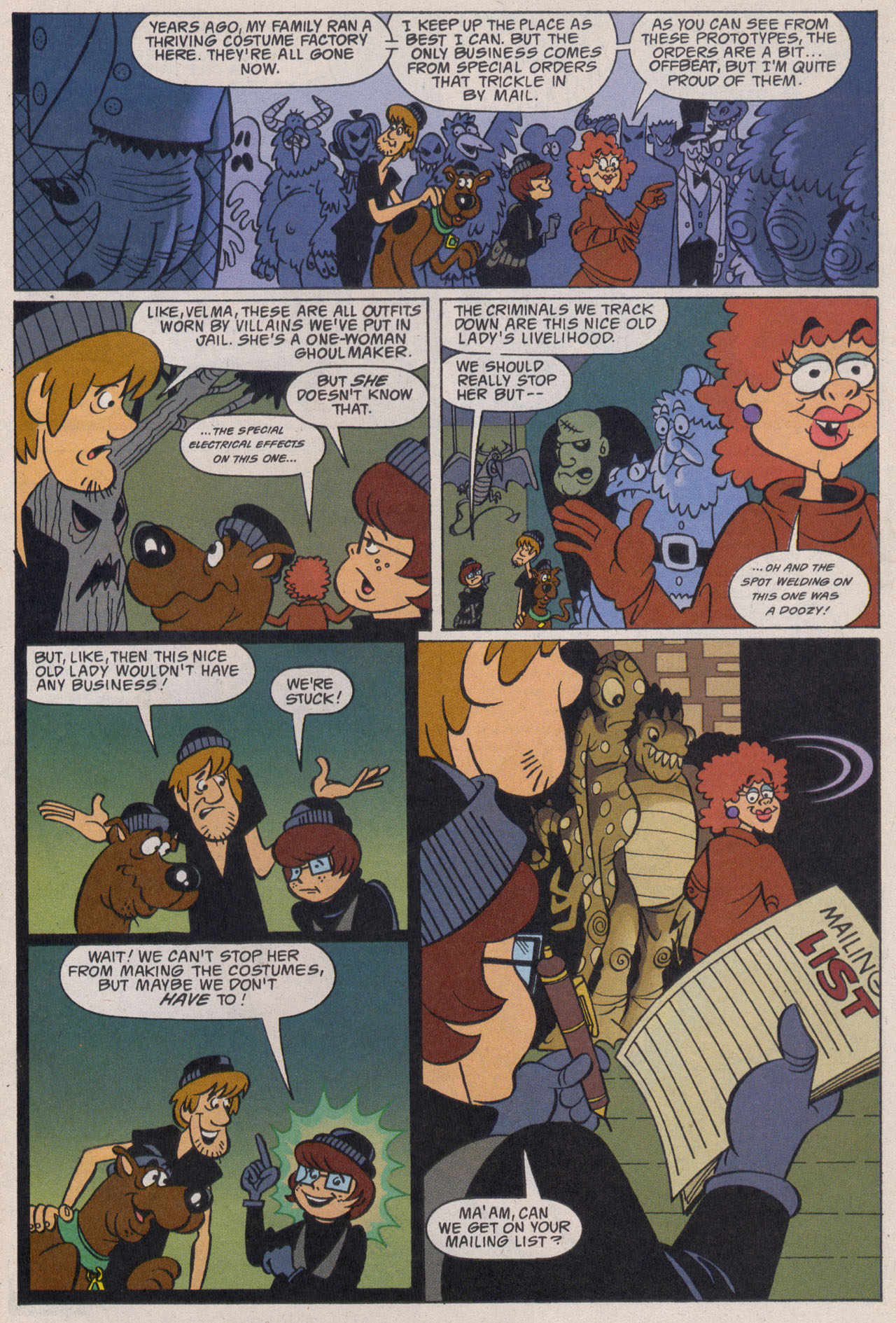 Read online Scooby-Doo (1997) comic -  Issue #9 - 30