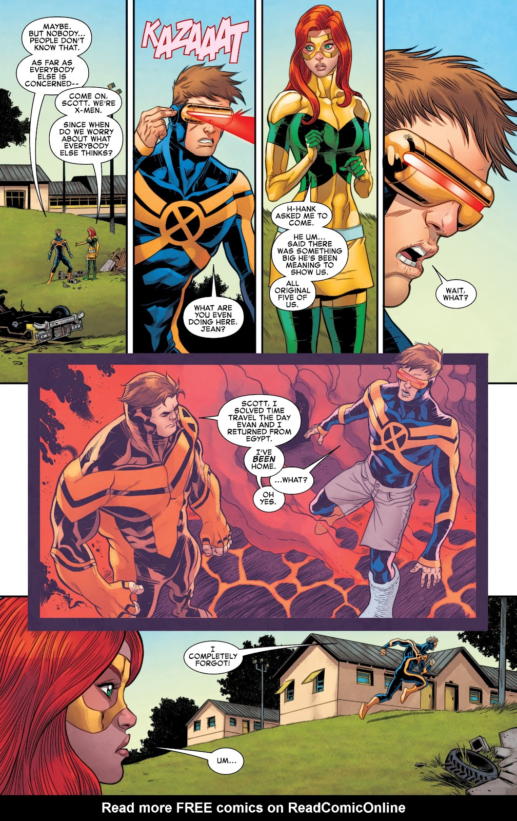 All-New X-Men (2016) Issue #19 #21 - English 9