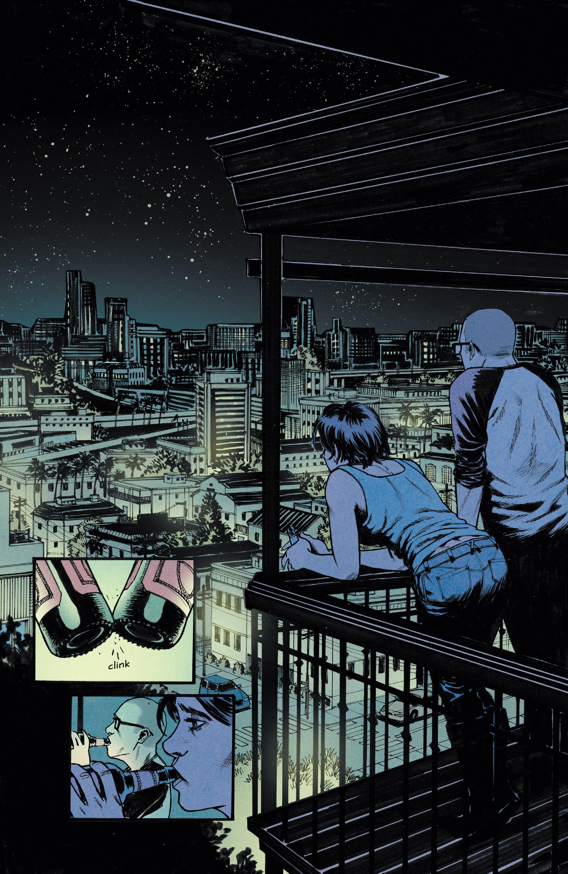 Read online Glitterbomb comic -  Issue #2 - 16