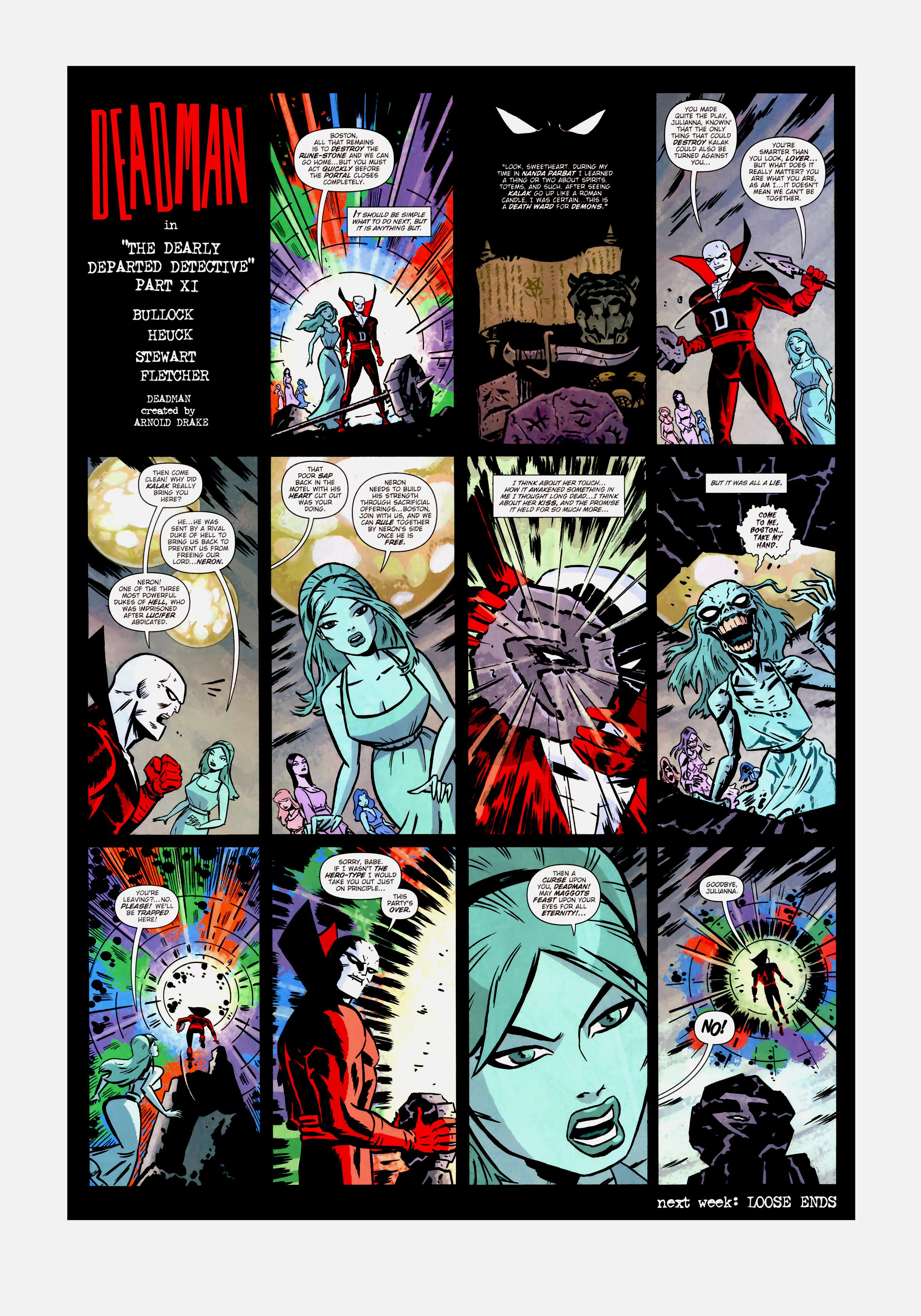 Read online Wednesday Comics comic -  Issue #11 - 5