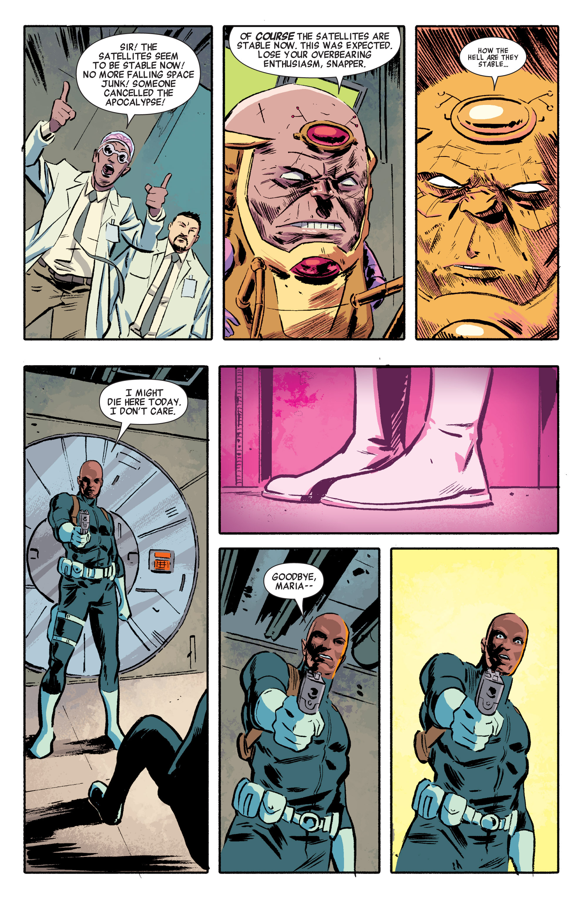Read online Secret Avengers (2014) comic -  Issue #2 - 14