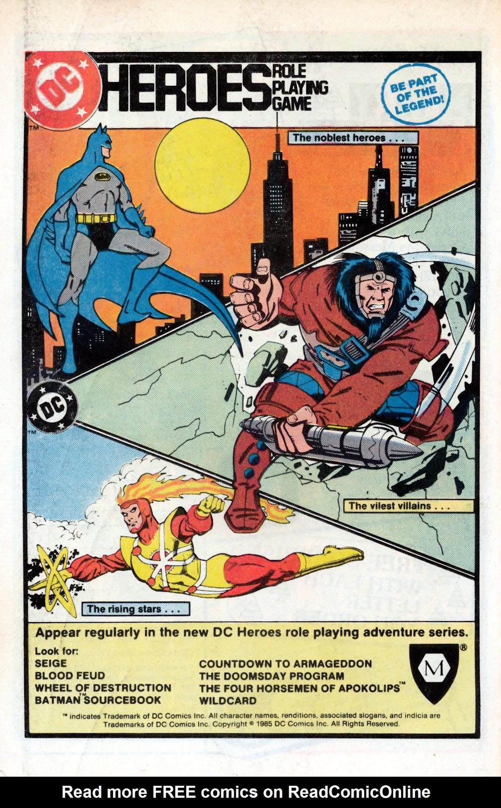 Aquaman (1986) Issue #2 #2 - English 14