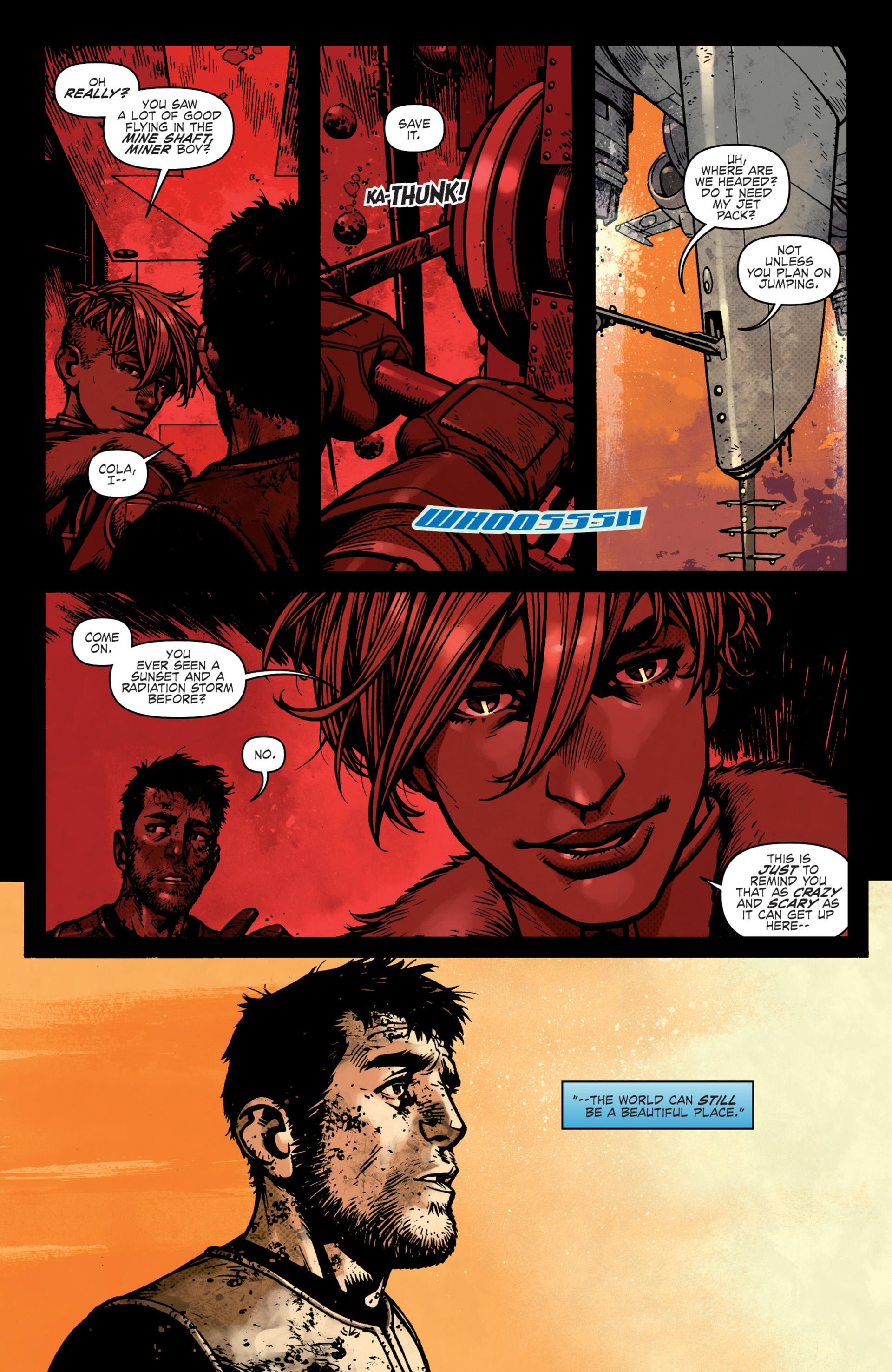 Wild Blue Yonder 3 Page 14