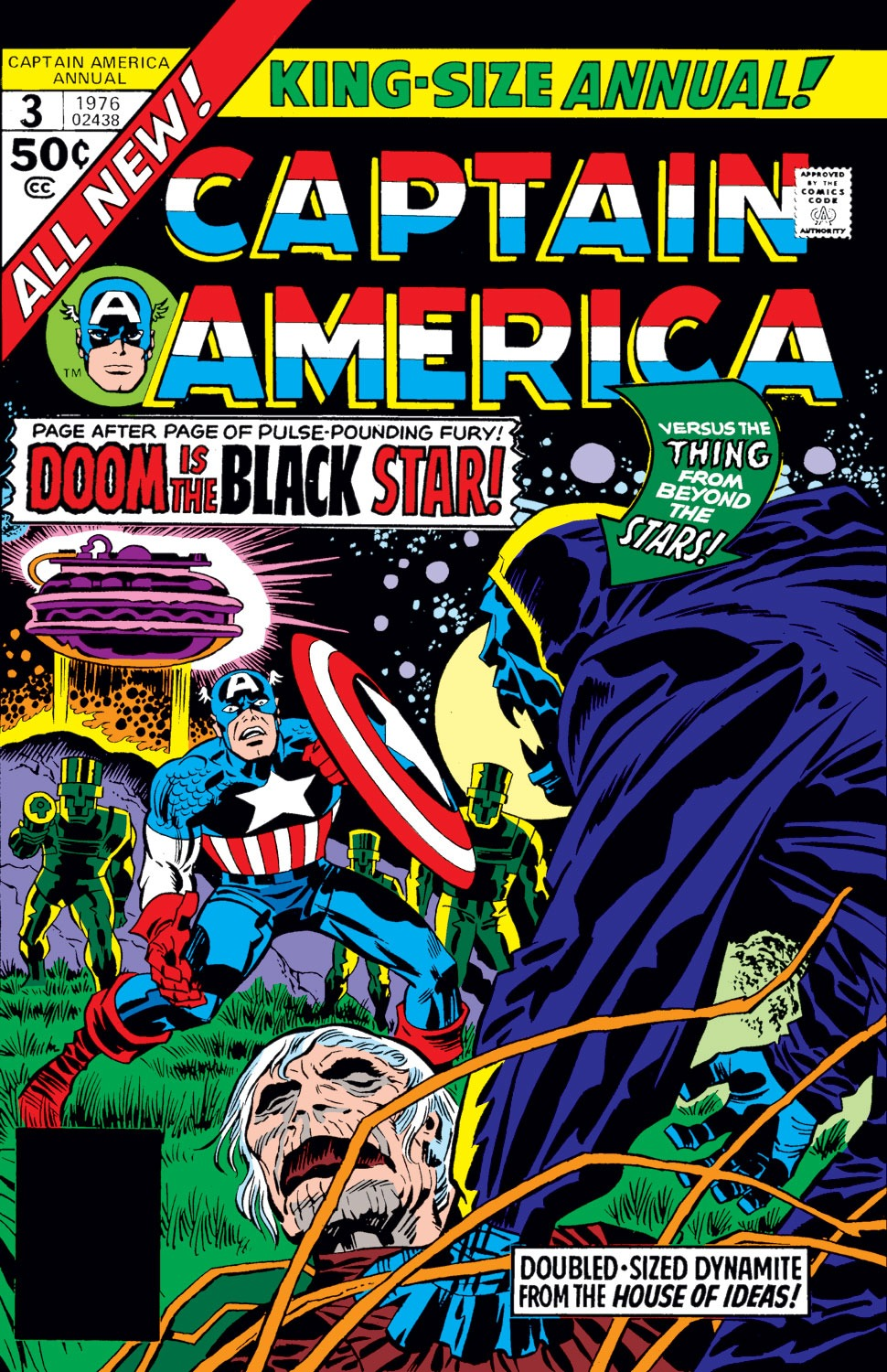Captain America (1968) _Annual 3 #3 - English 1