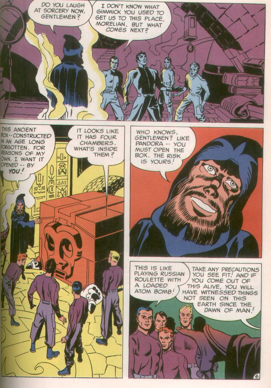 Read online Secret Origins (1961) comic -  Issue # Full - 41
