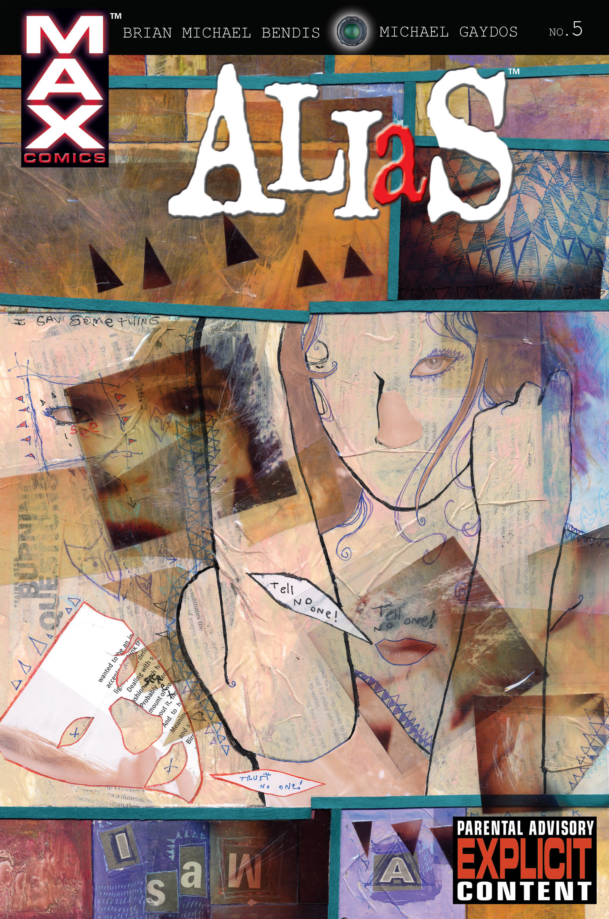 Alias 5 Page 1