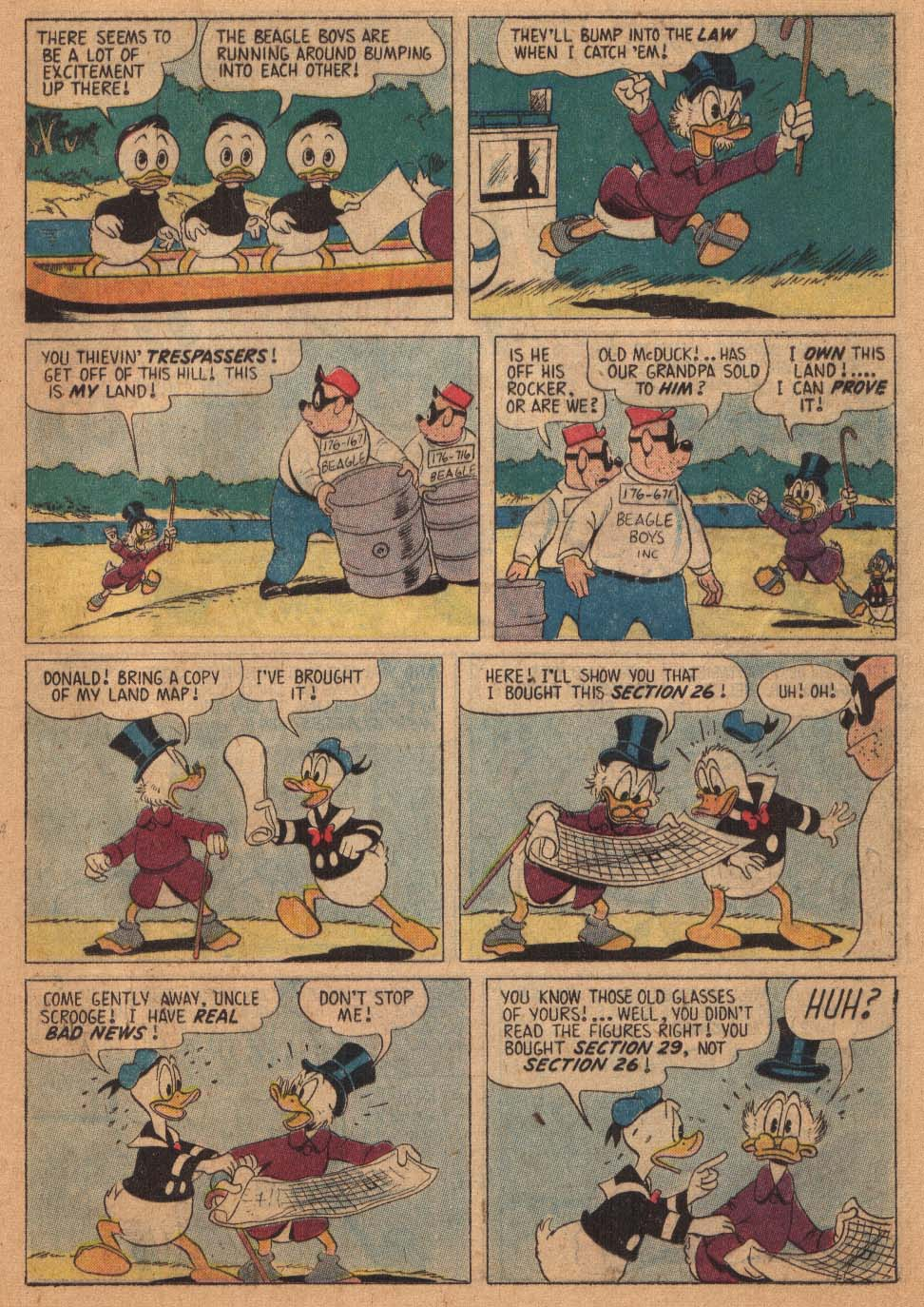 Uncle Scrooge (1953) Issue #21 #21 - English 21