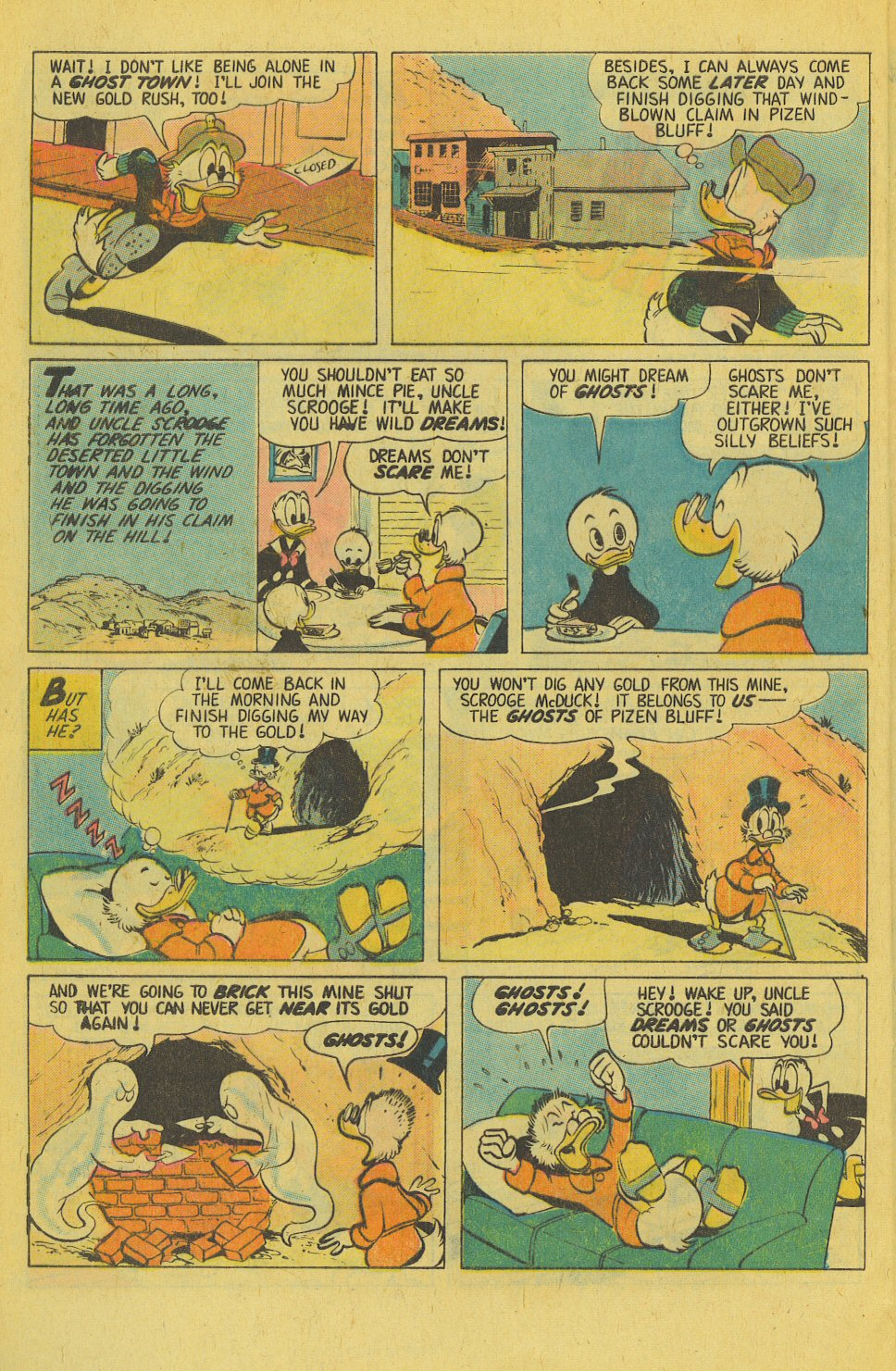 Uncle Scrooge (1953) Issue #143 #143 - English 28