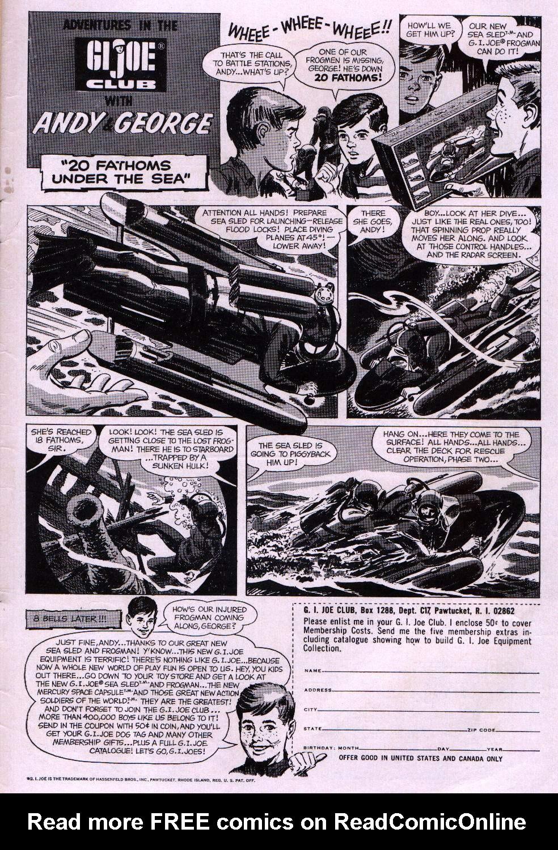 Read online Sea Devils comic -  Issue #33 - 36