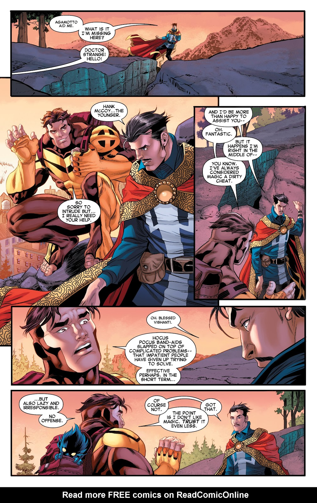 All-New X-Men (2016) Issue #8 #10 - English 7