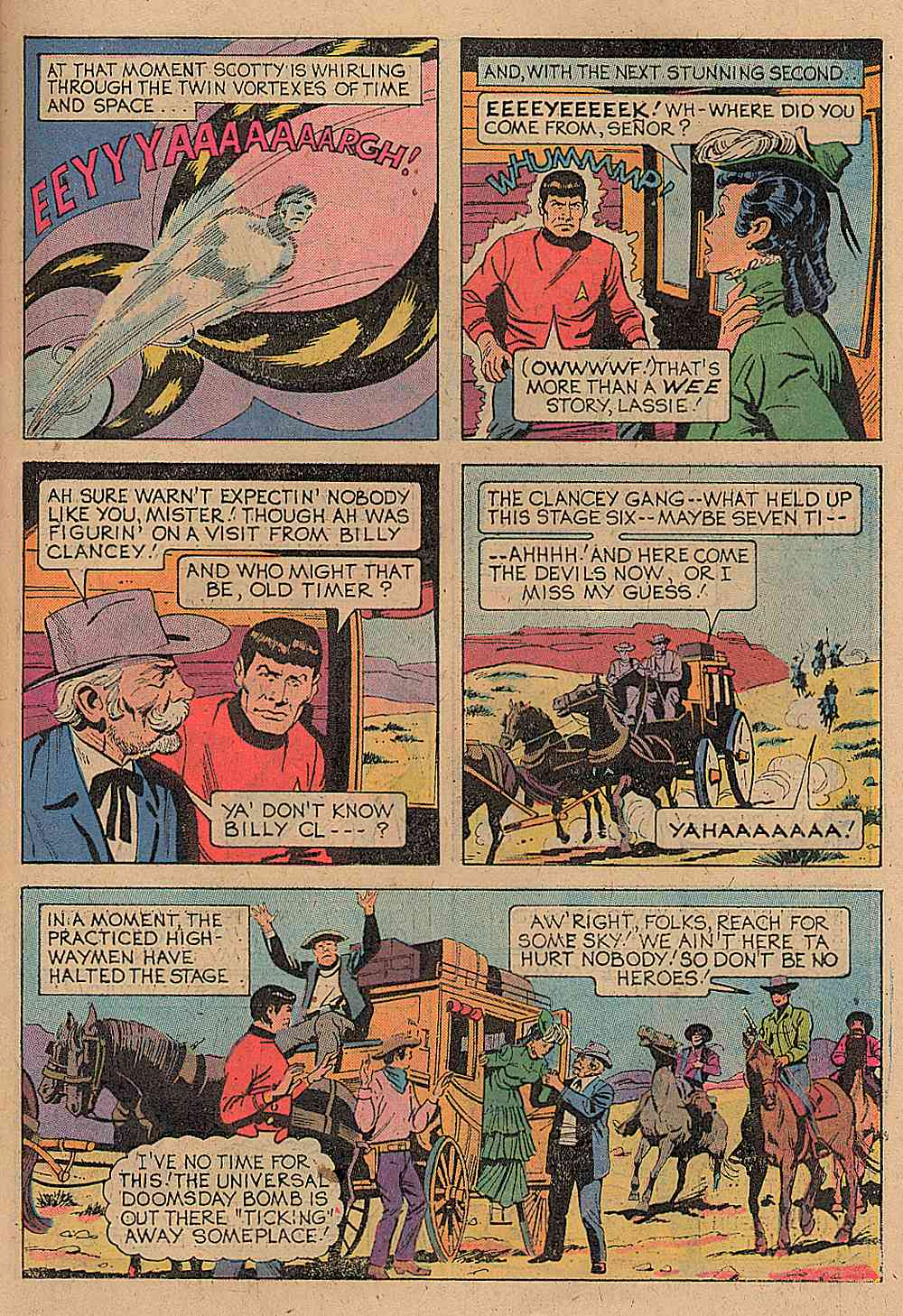 Star Trek (1967) Issue #36 #36 - English 9