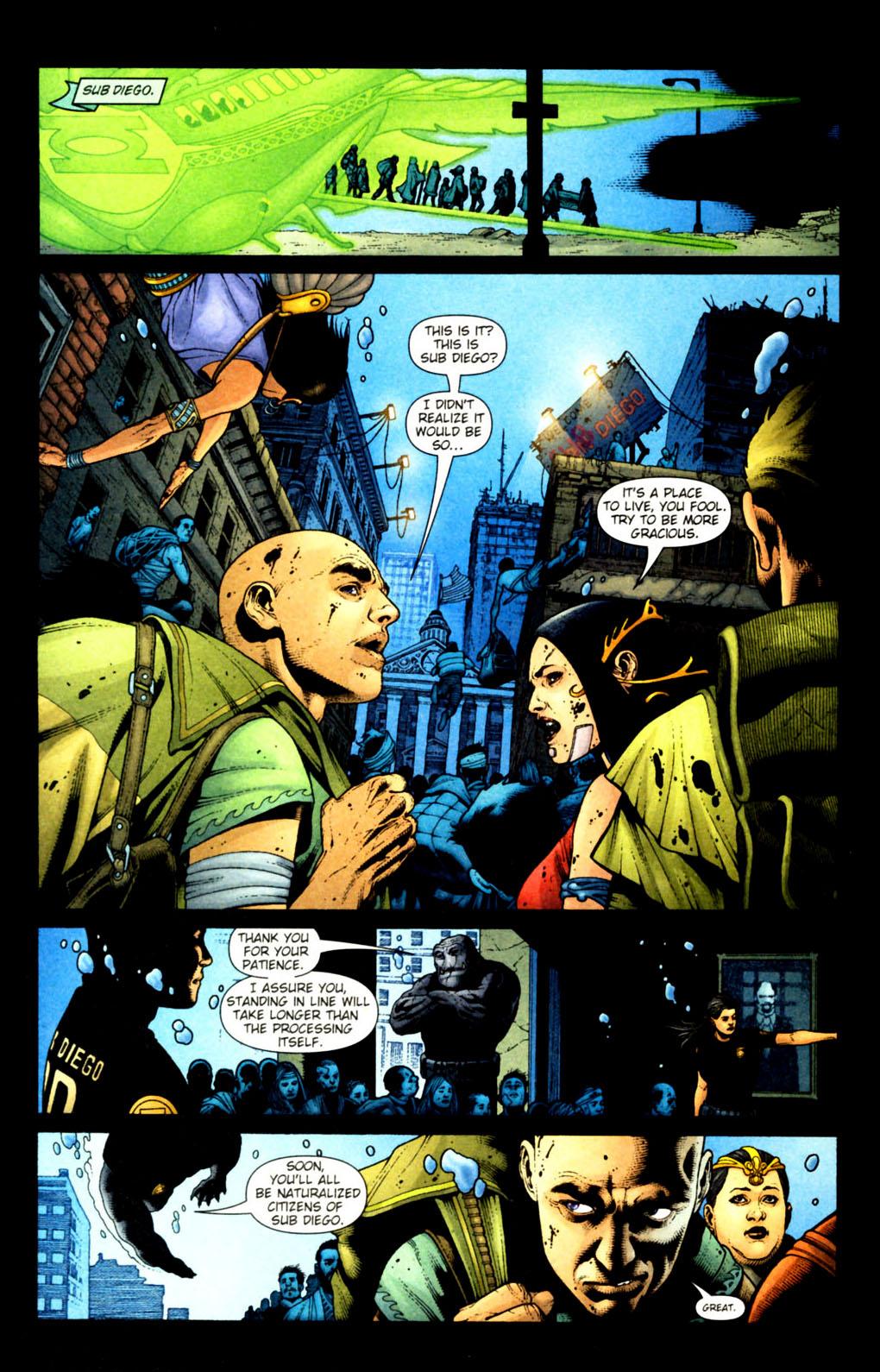 Read online Aquaman (2003) comic -  Issue #38 - 4